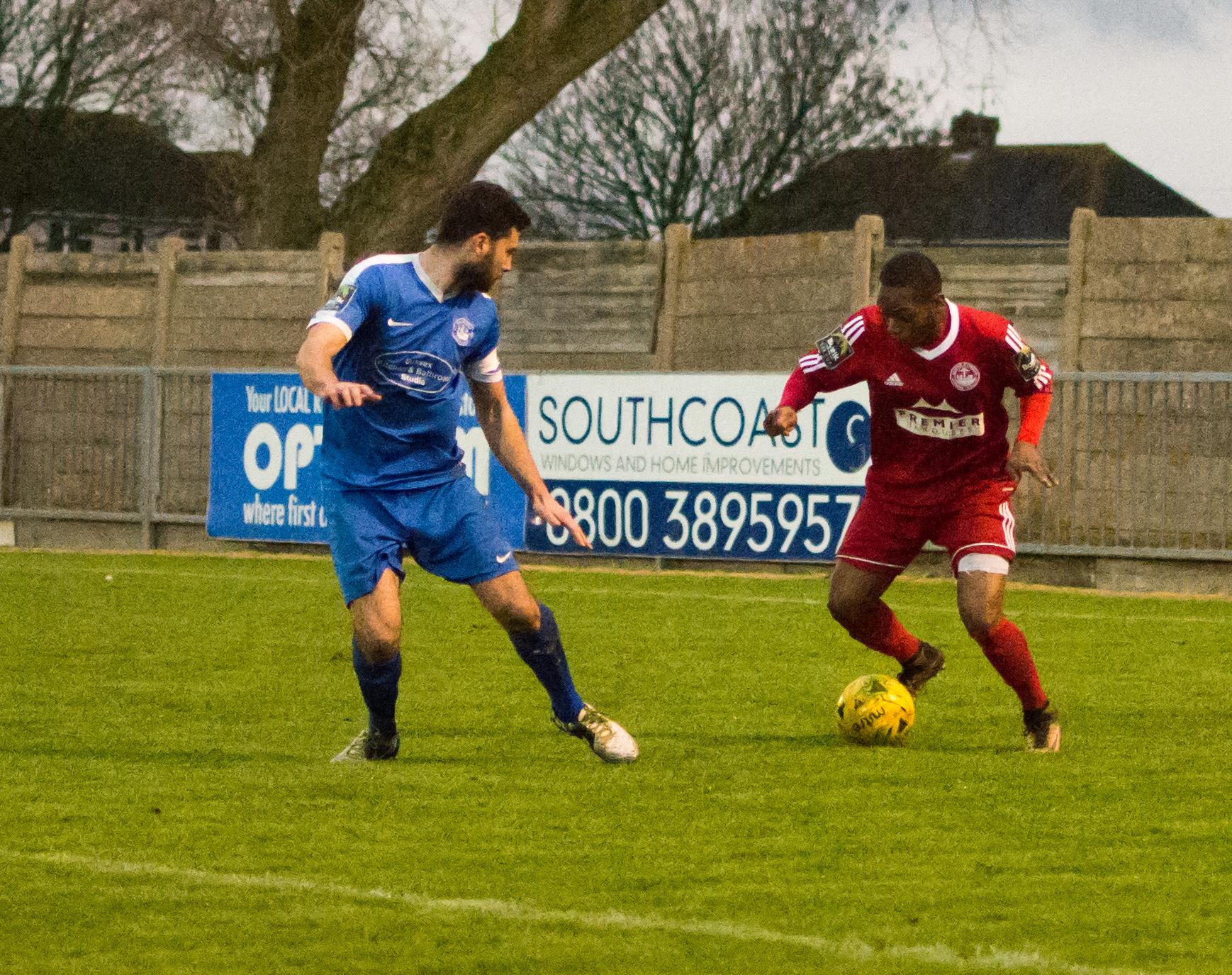 Shoreham FC vs Hythe Town 11.11.17 74