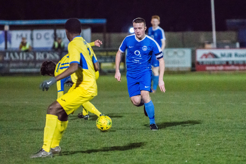 DAVID_JEFFERY Shoreham FC U18s vs Woking FC Academy 22.03.18 22