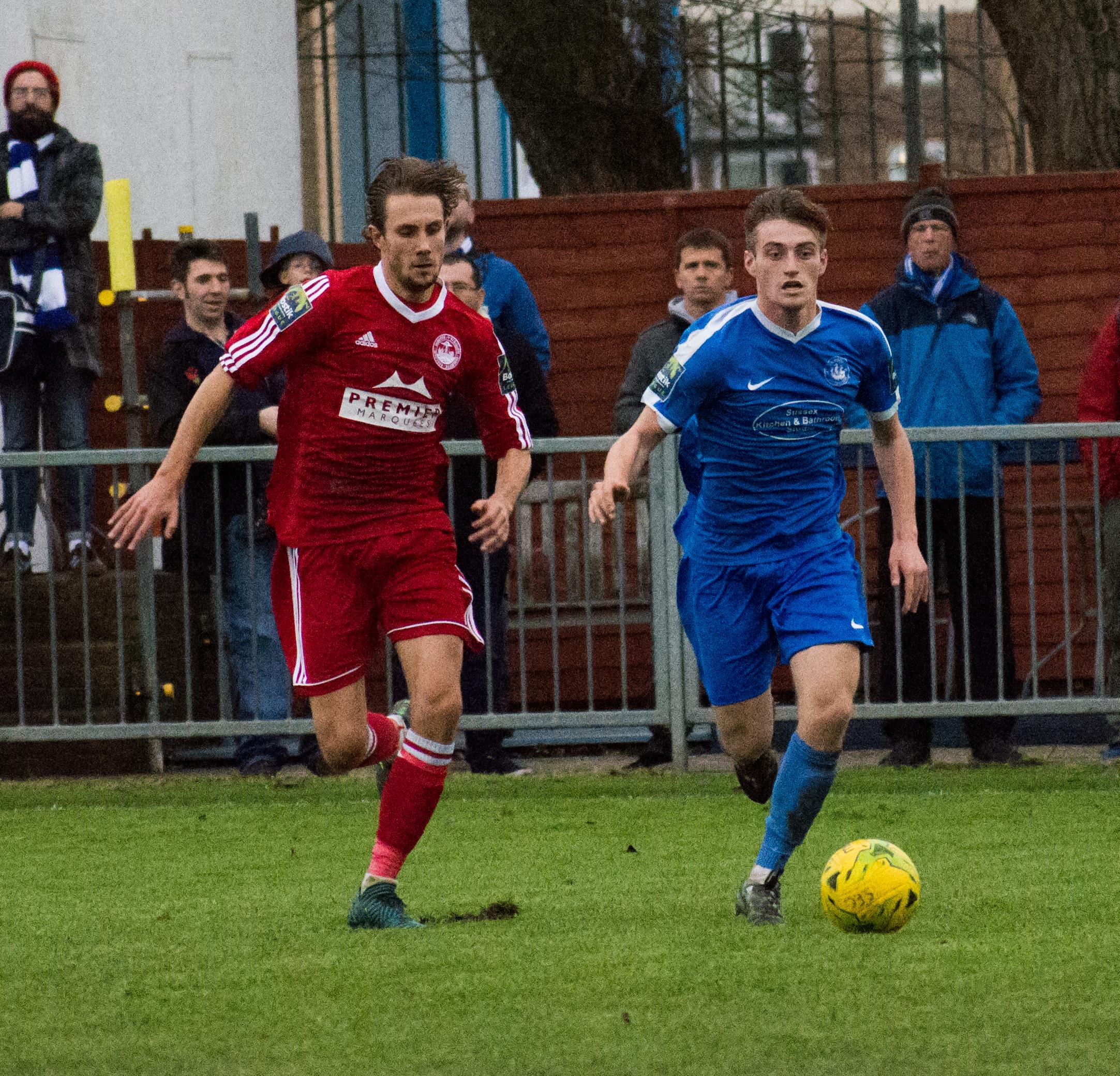 Shoreham FC vs Hythe Town 11.11.17 59