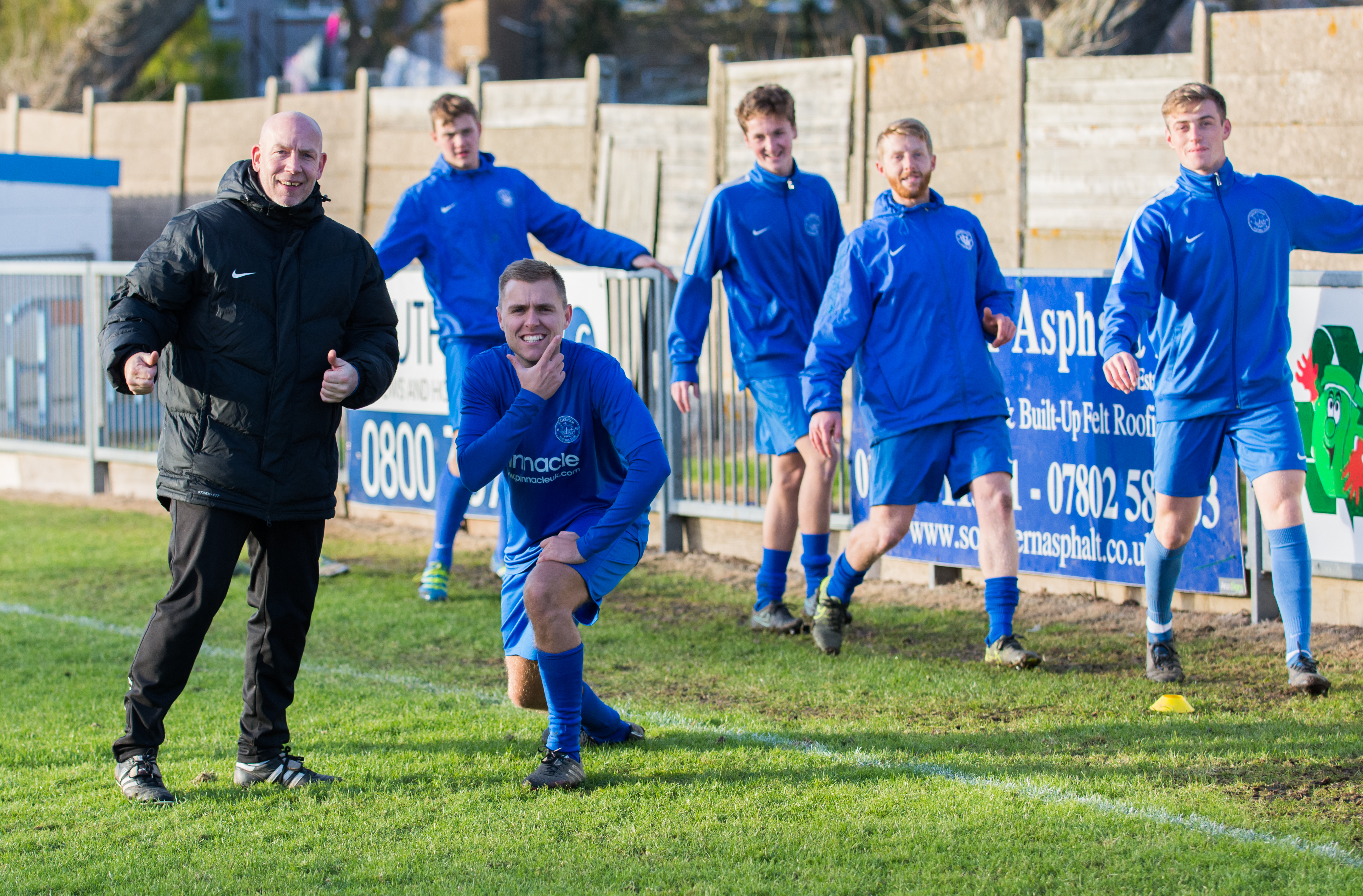 Shoreham FC vs Faversham Town 16.12.17 04