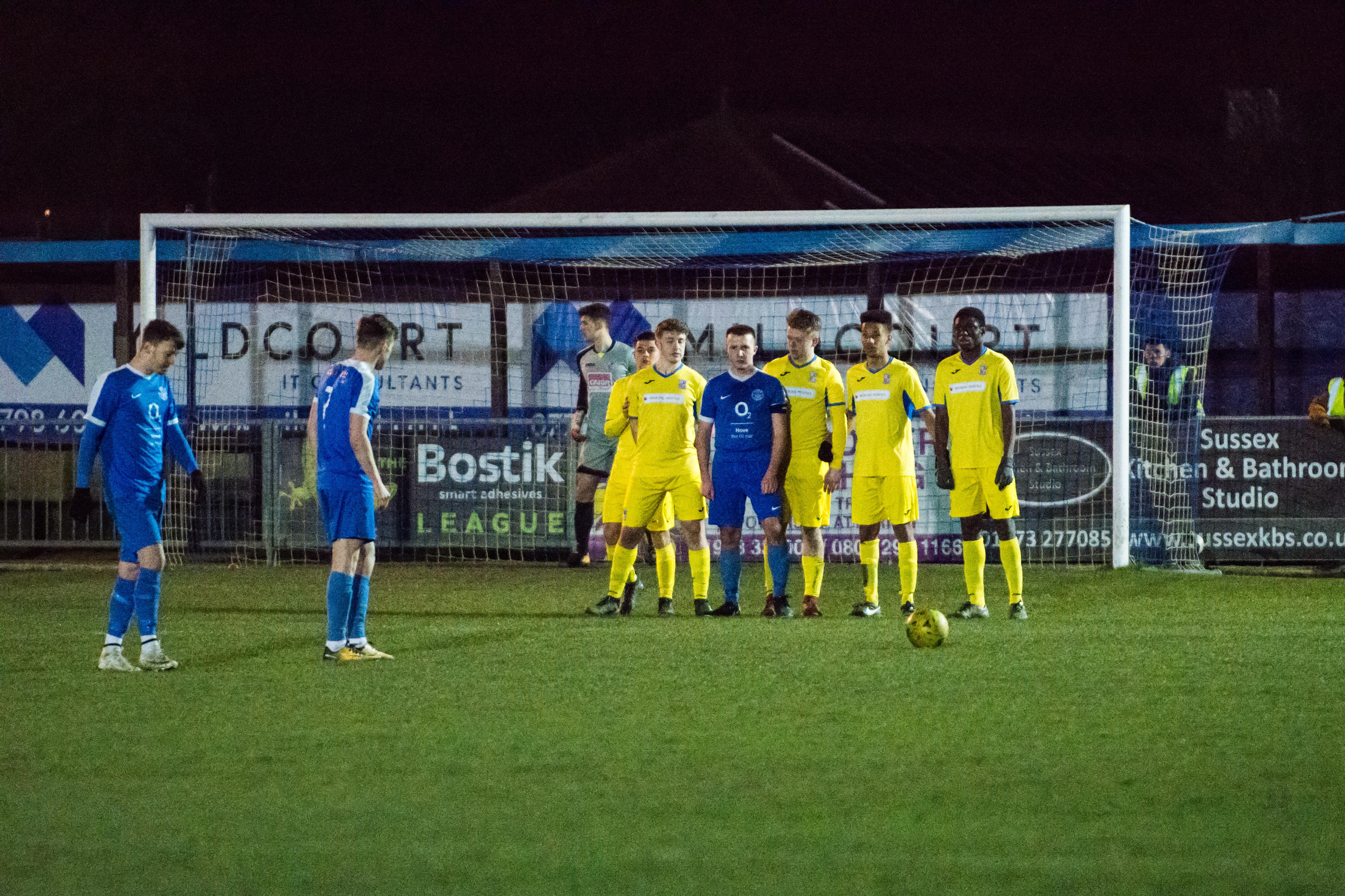 DAVID_JEFFERY Shoreham FC U18s vs Woking FC Academy 22.03.18 62