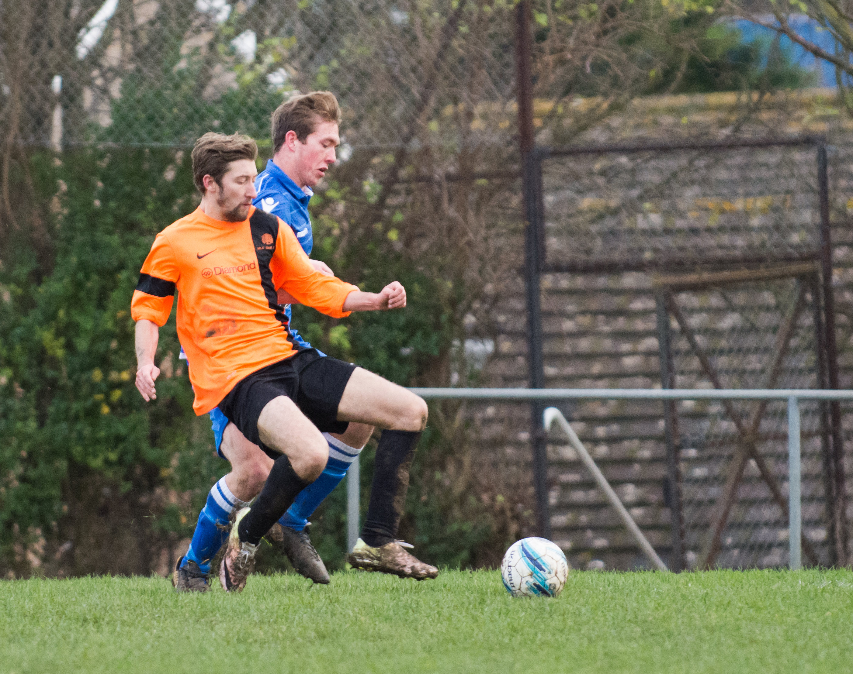 Mile Oak Res vs Sidley United 09.12.17 14