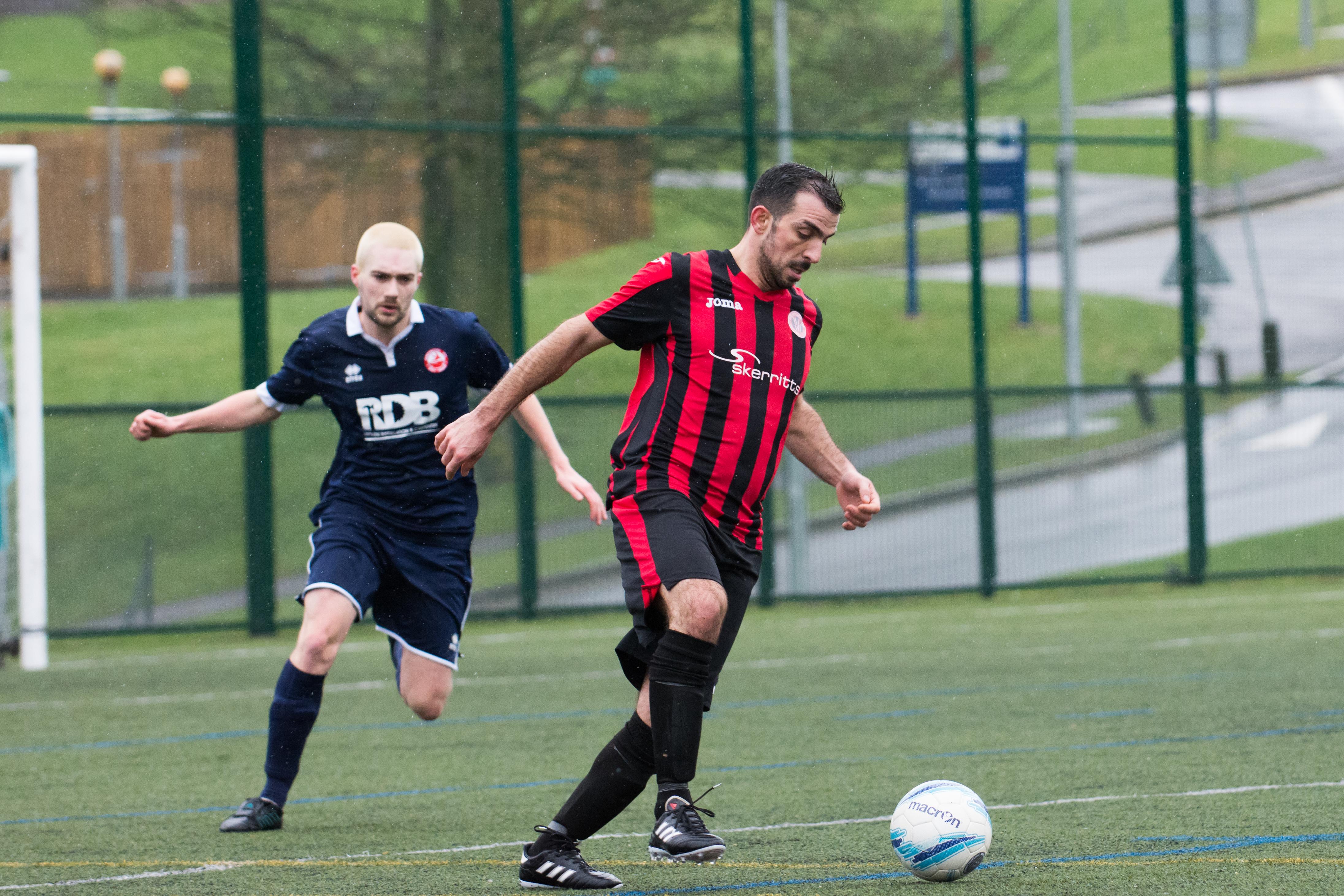 AFC Varndeanians Res vs Arundel FC Res 10.02.18 11