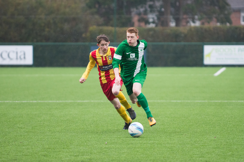 Lingfield FC vs Mile Oak FC 20.01.18 09