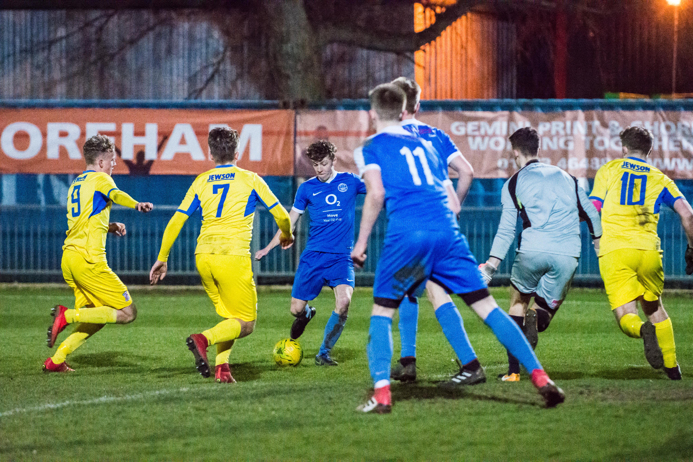 DAVID_JEFFERY Shoreham FC U18s vs Woking FC Academy 22.03.18 89