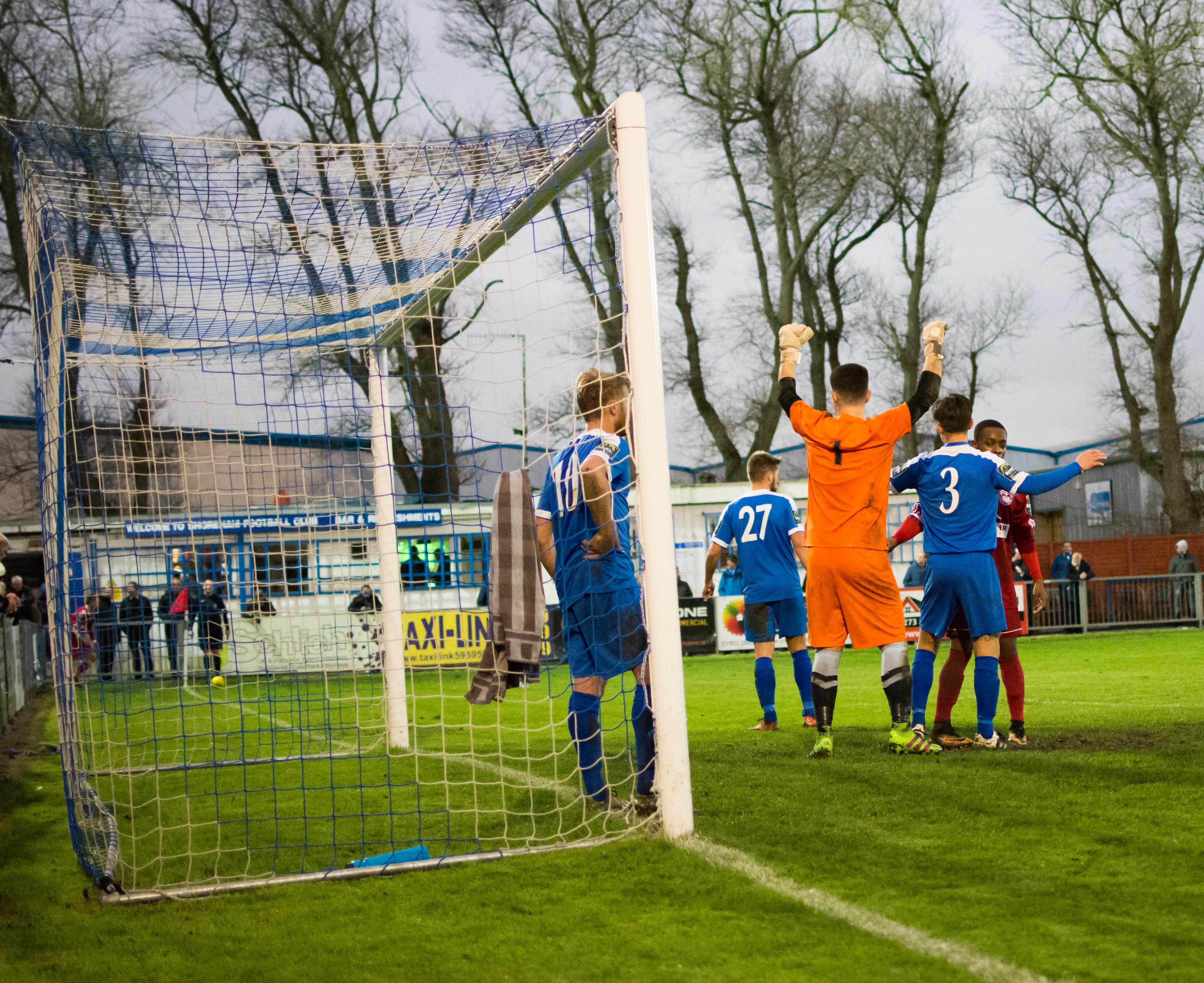 Shoreham FC vs Hythe Town 11.11.17 81