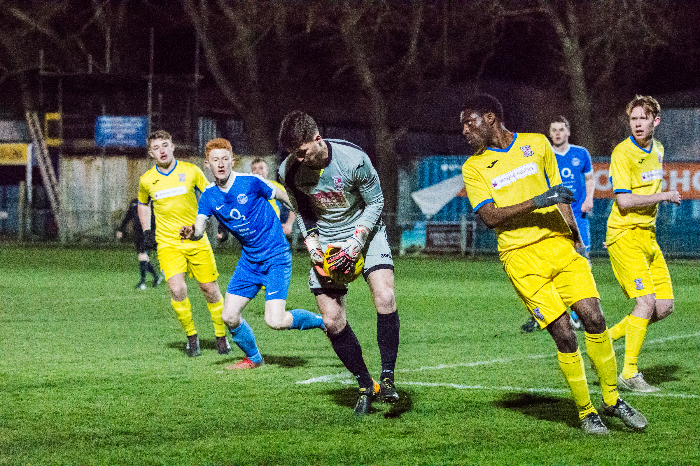DAVID_JEFFERY Shoreham FC U18s vs Woking FC Academy 22.03.18 25