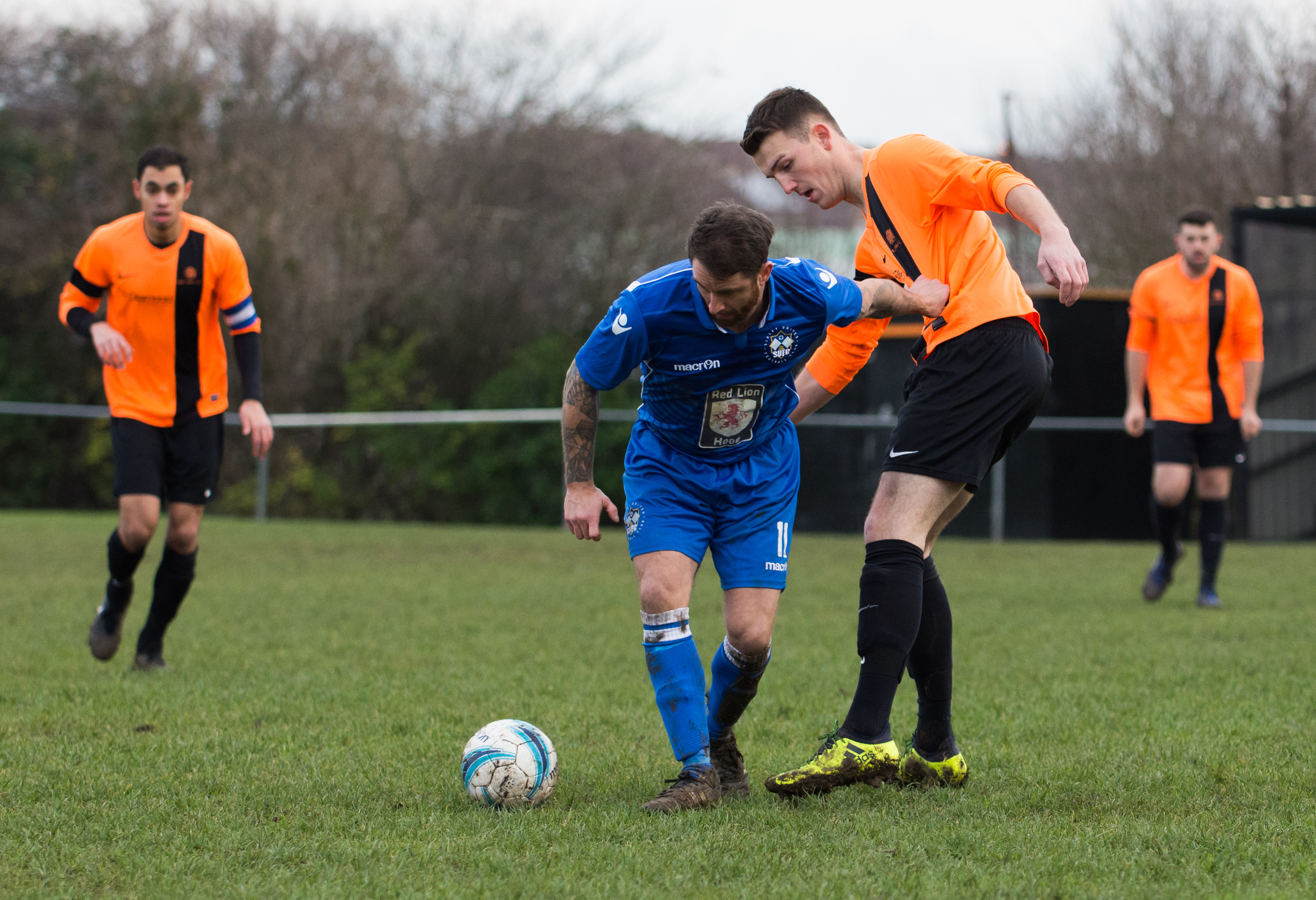 Mile Oak Res vs Sidley United 09.12.17 04