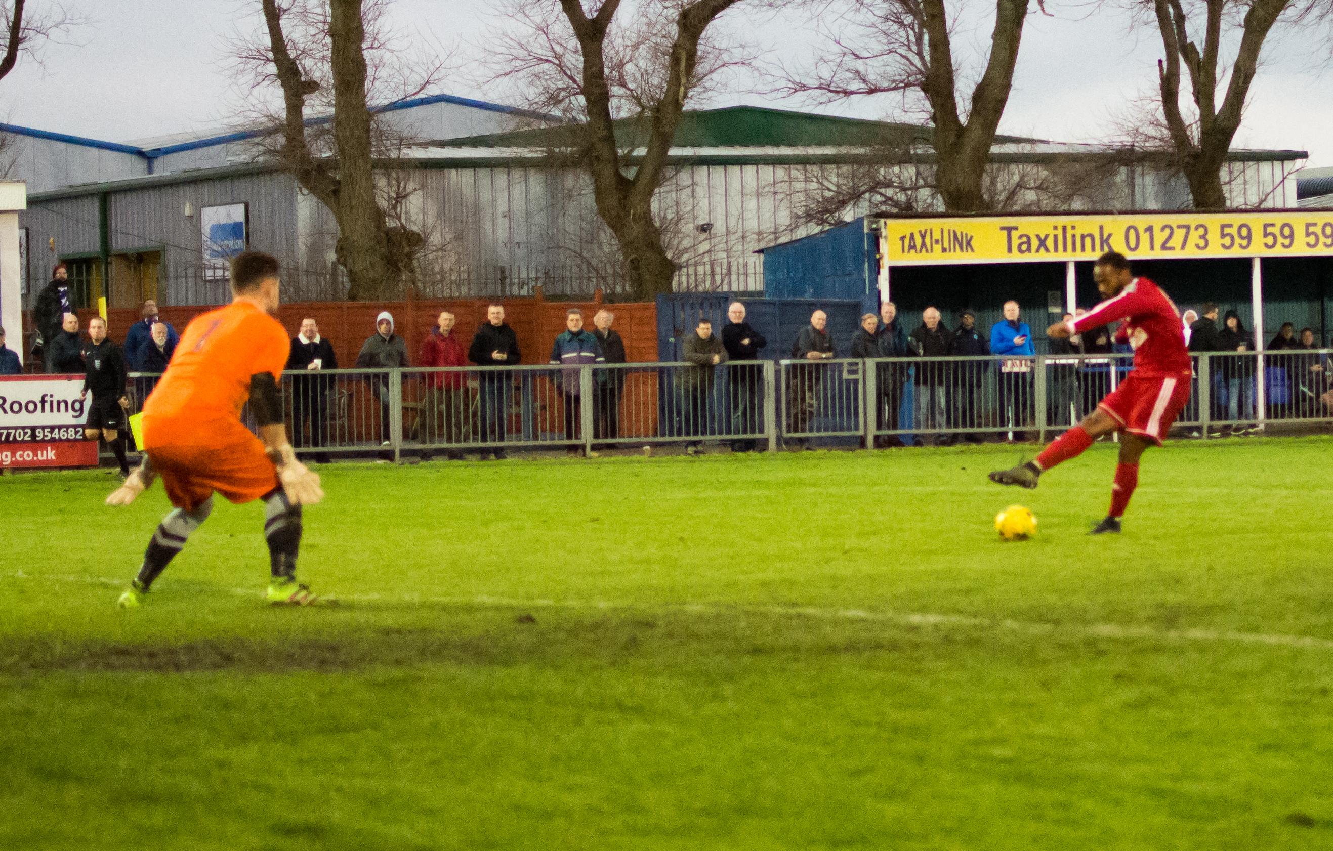 Shoreham FC vs Hythe Town 11.11.17 77