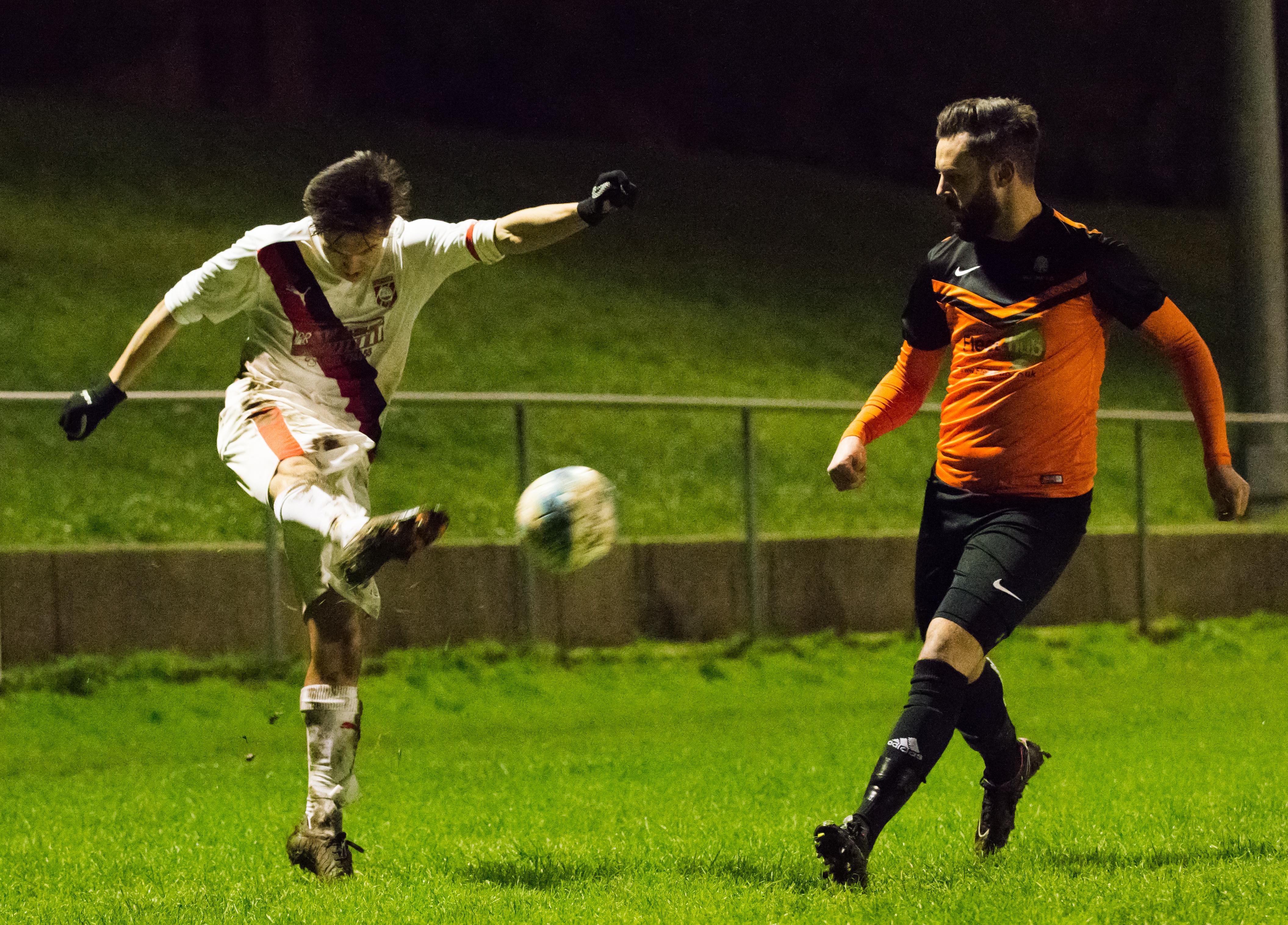 Mile Oak U21s vs Southwick FC U21s 14.12.17 15