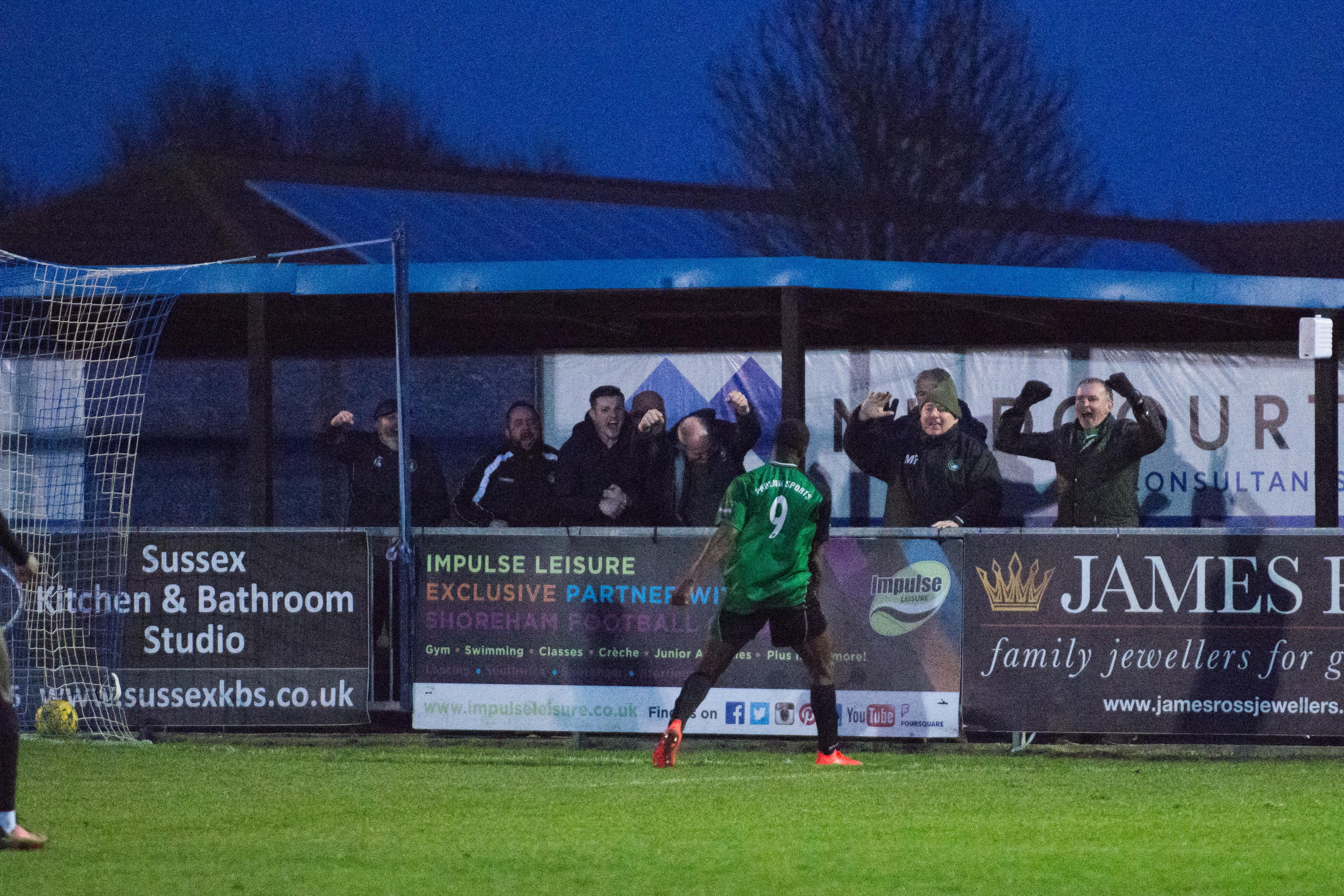 Shoreham FC vs Phoenix Sports 13.01.18 49