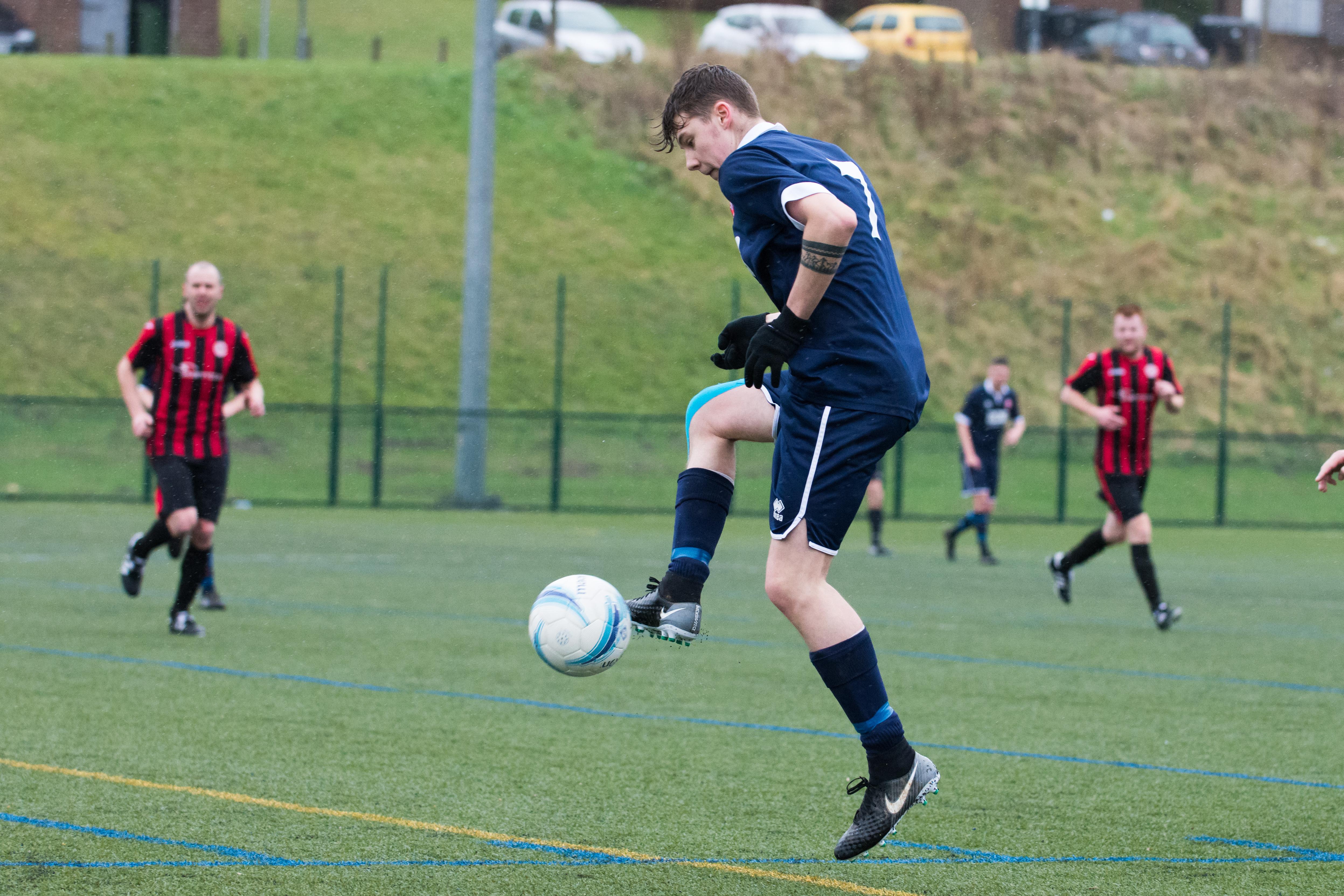 AFC Varndeanians Res vs Arundel FC Res 10.02.18 13