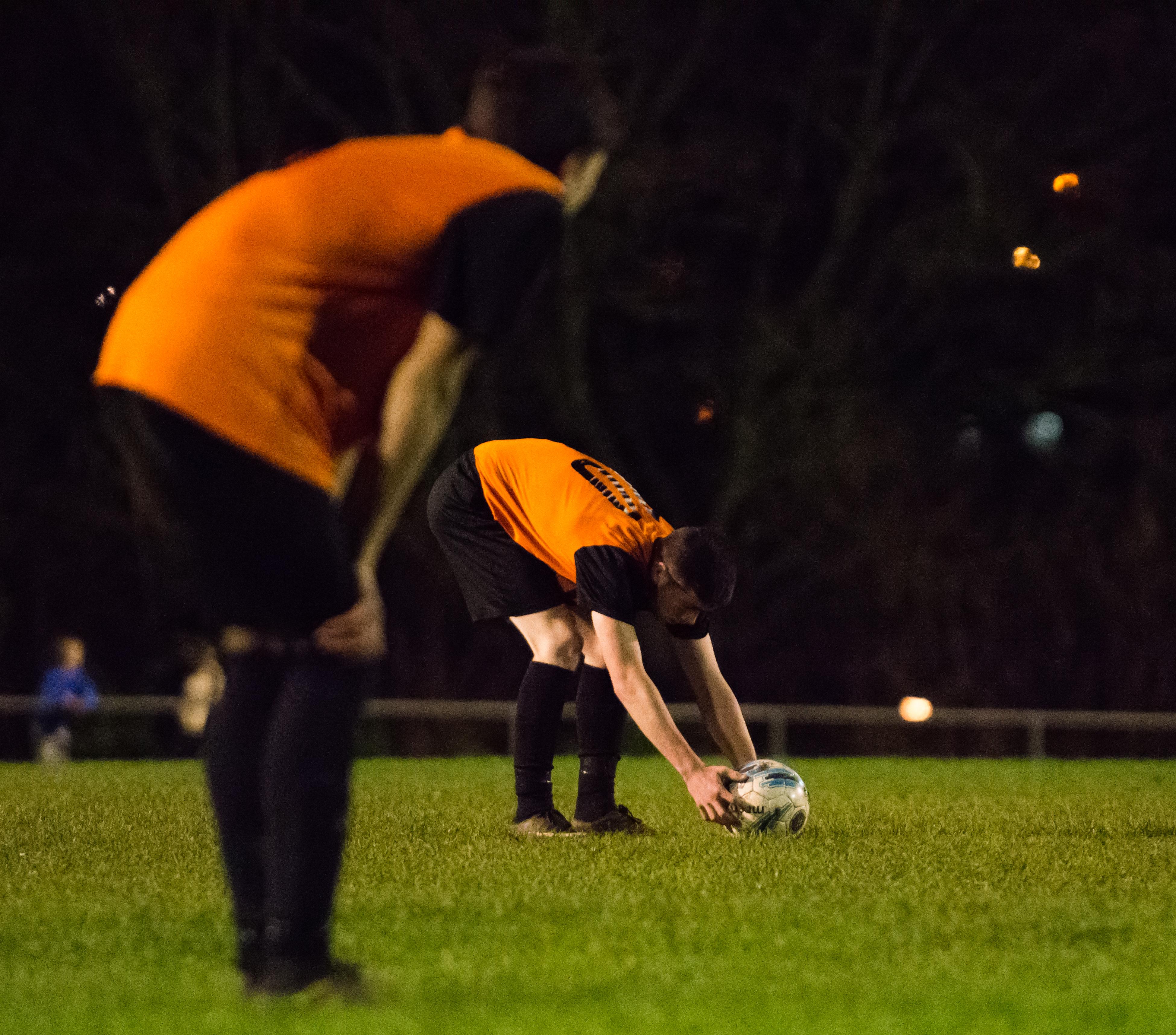 Mile Oak U21s vs Southwick FC U21s 14.12.17 08