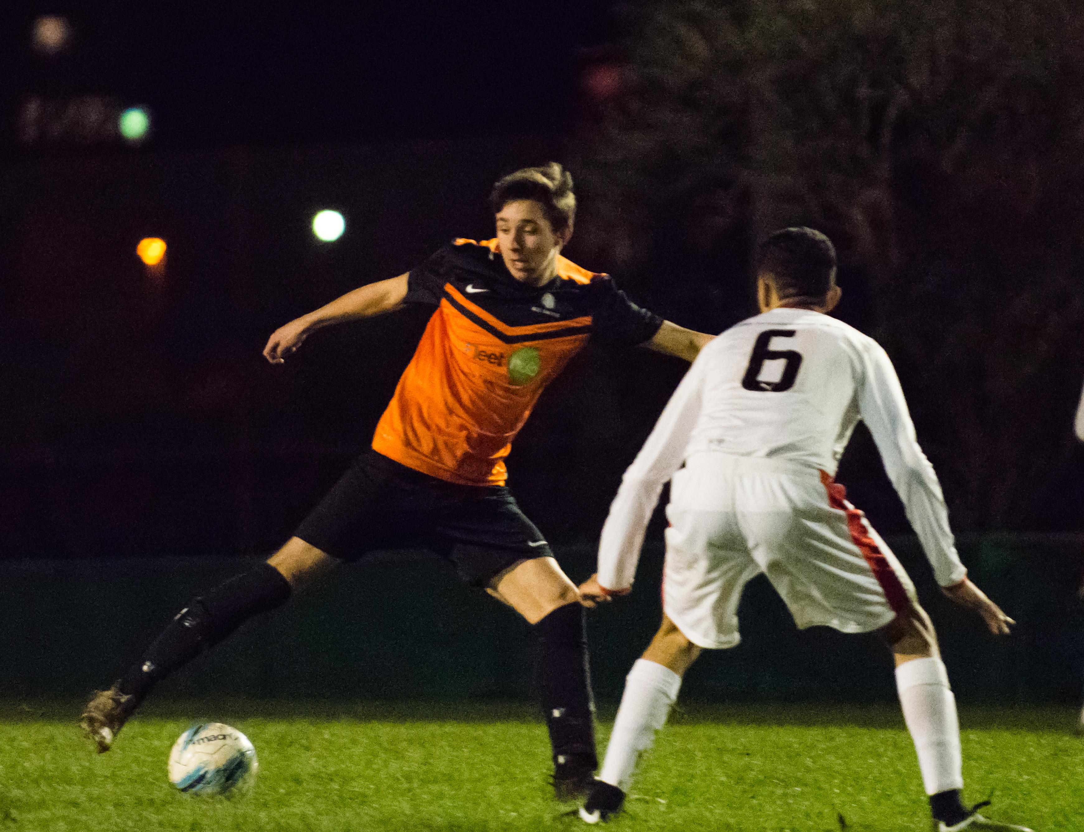 Mile Oak U21s vs Southwick FC U21s 14.12.17 05