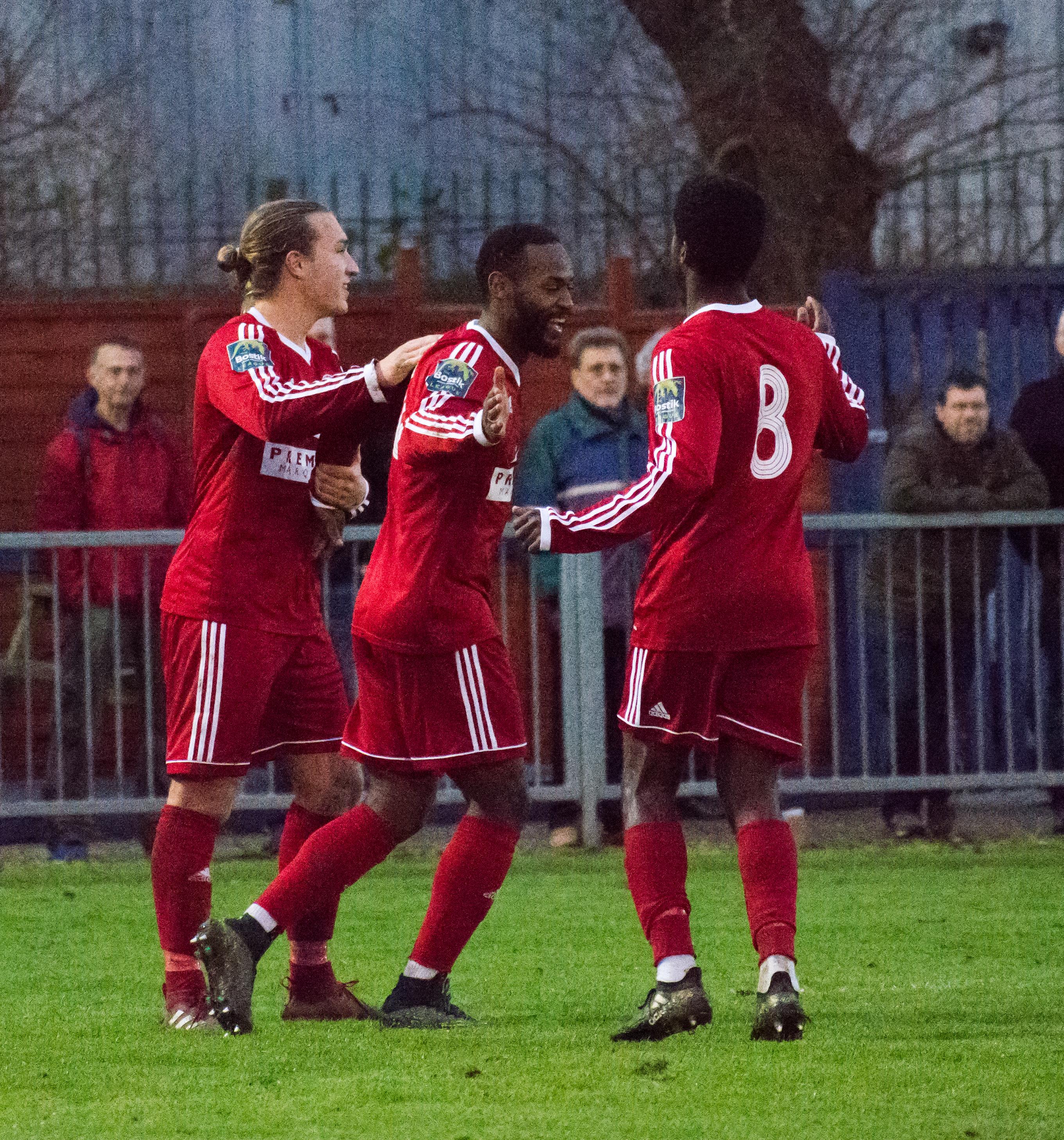 Shoreham FC vs Hythe Town 11.11.17 70