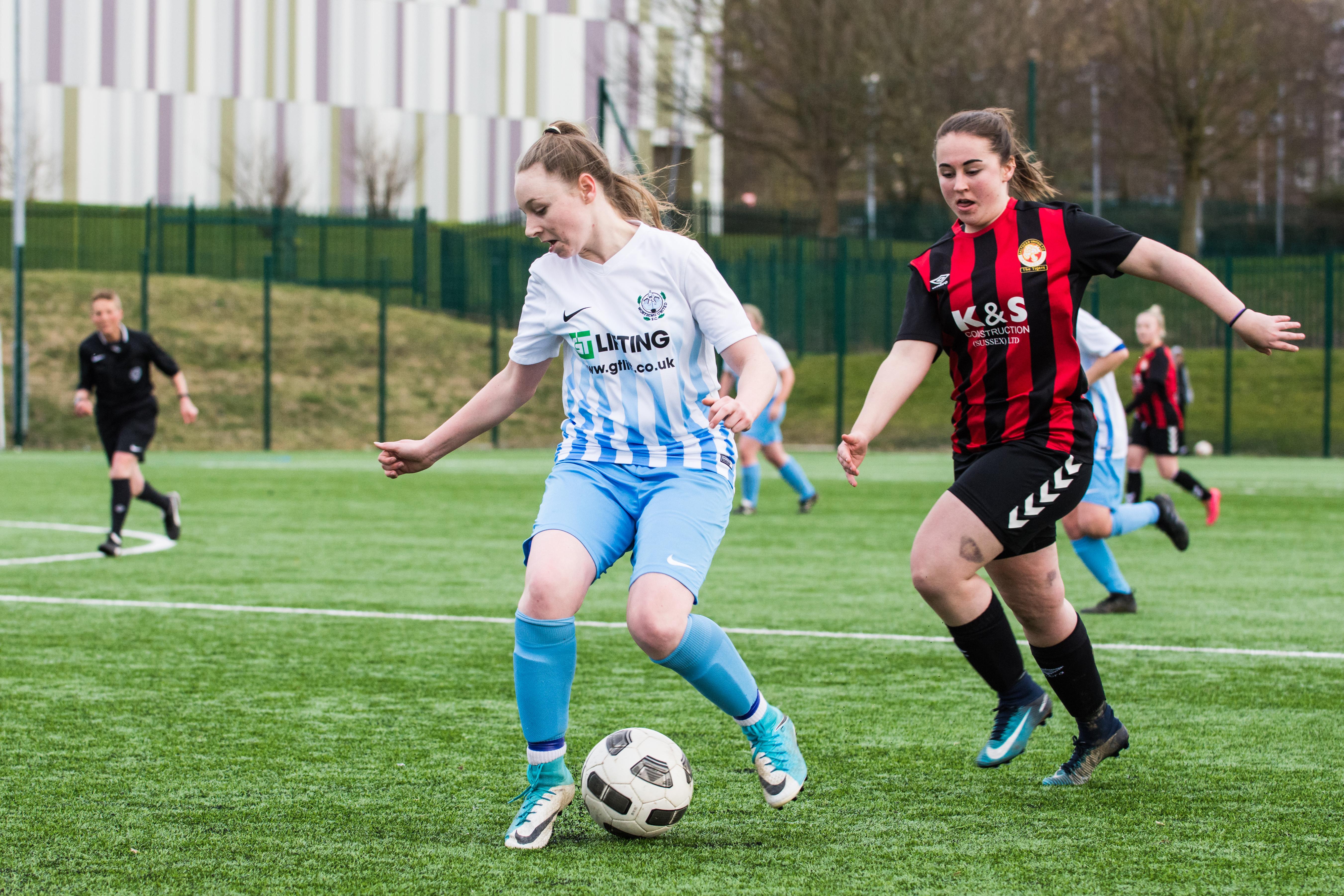 DAVID_JEFFERY Saltdean Utd Ladies FC vs Worthing Utd Ladies FC 11.03.18 58