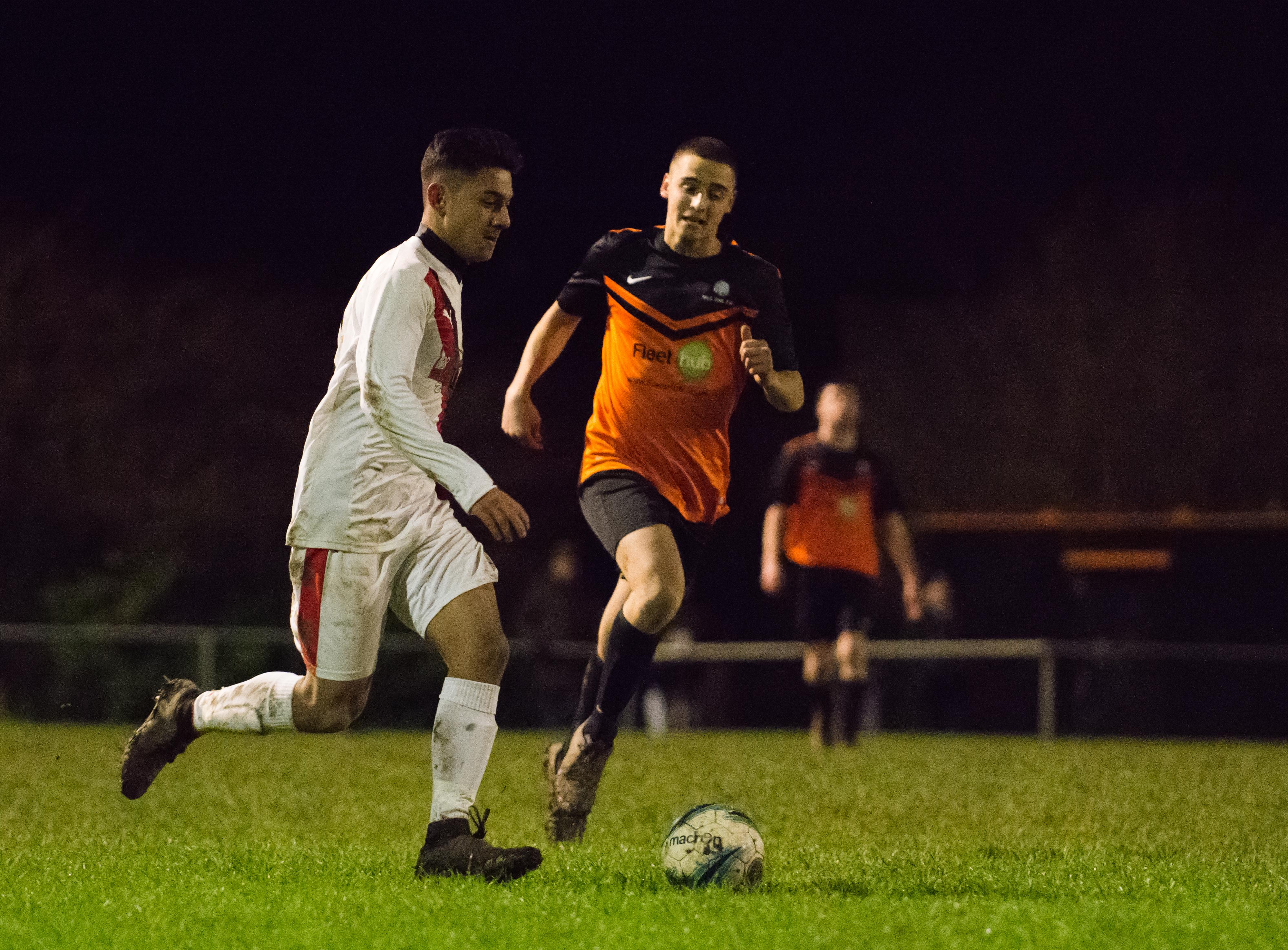 Mile Oak U21s vs Southwick FC U21s 14.12.17 22
