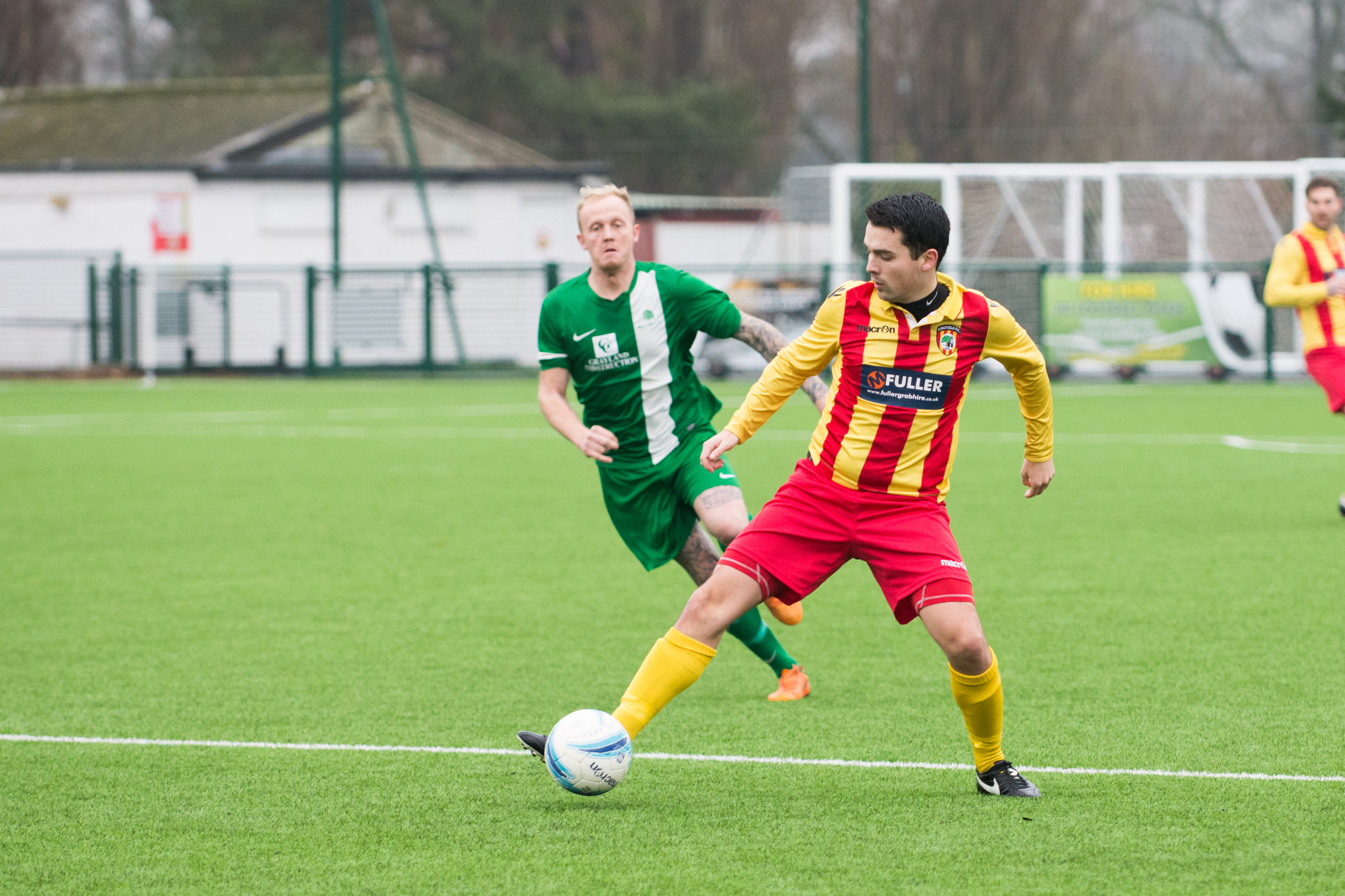 Lingfield FC vs Mile Oak FC 20.01.18 06