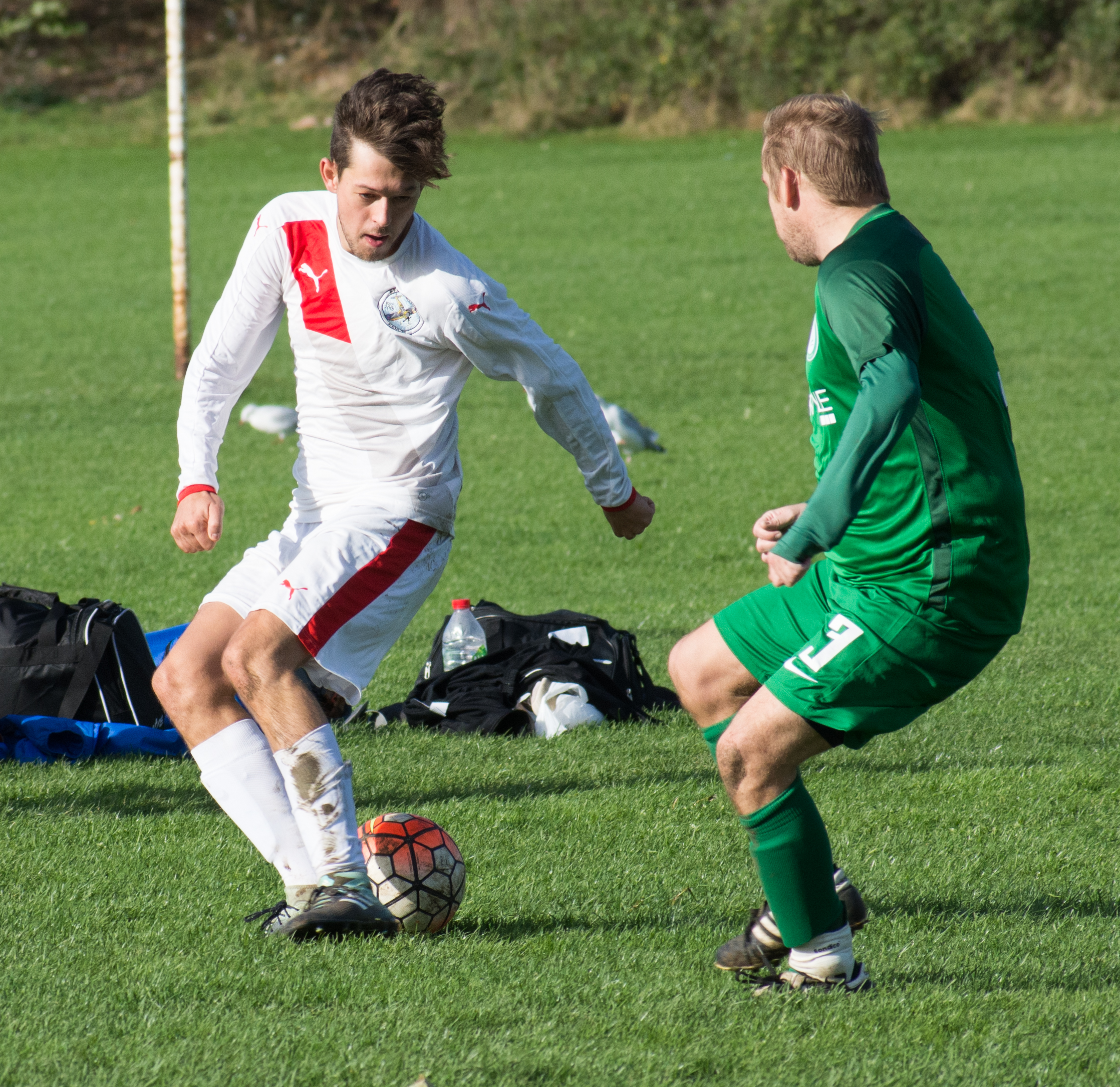 FC Sporting vs Brighton Lights 21.10.17 16