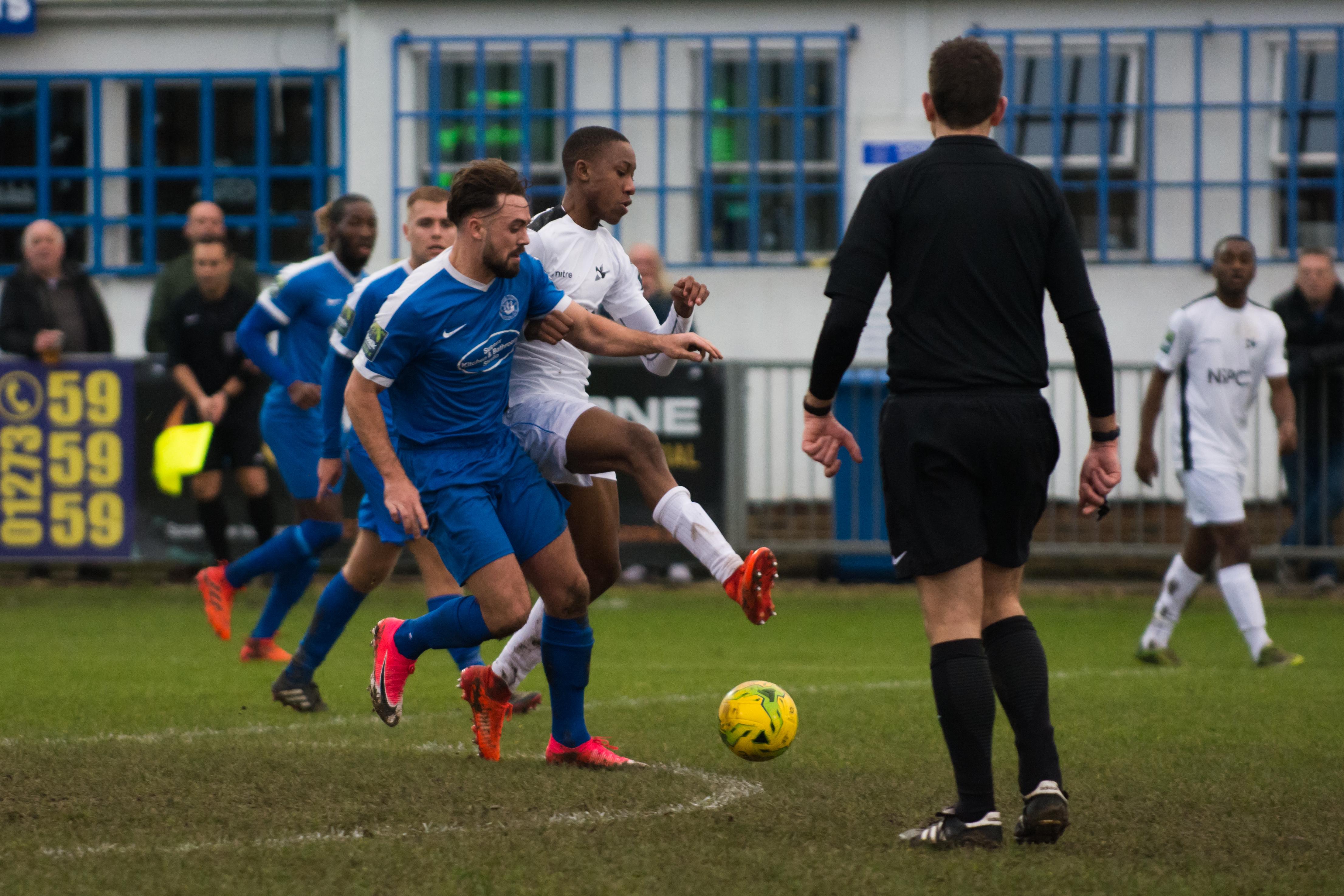 Shoreham FC vs Carshalton Ath 23.12.17 70