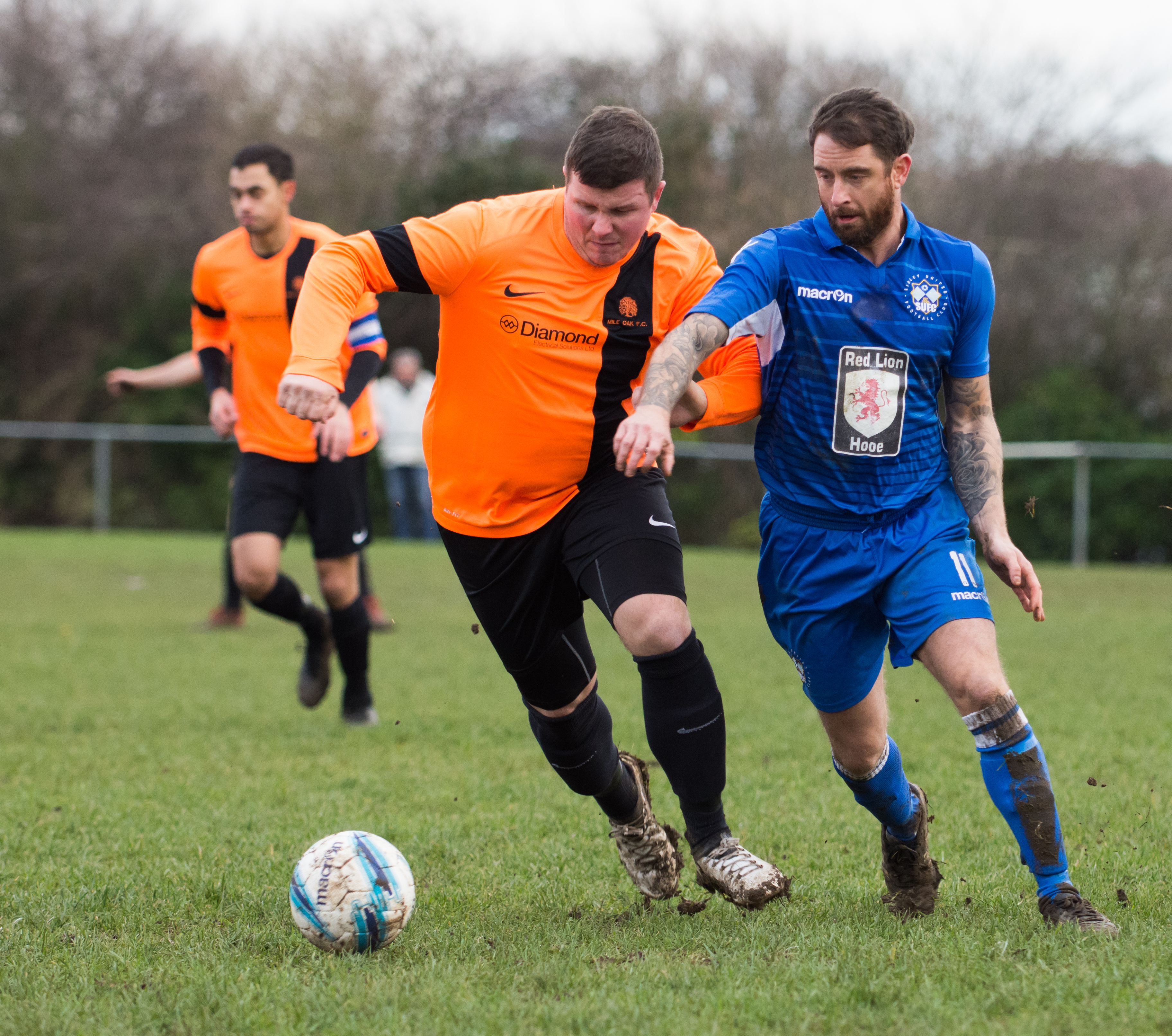 Mile Oak Res vs Sidley United 09.12.17 07