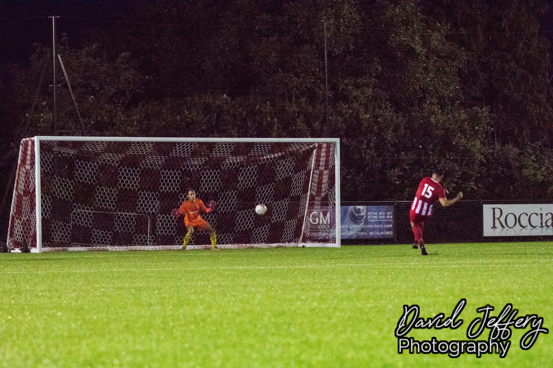 012 Steyn vs Ubeed Shootout 26.07