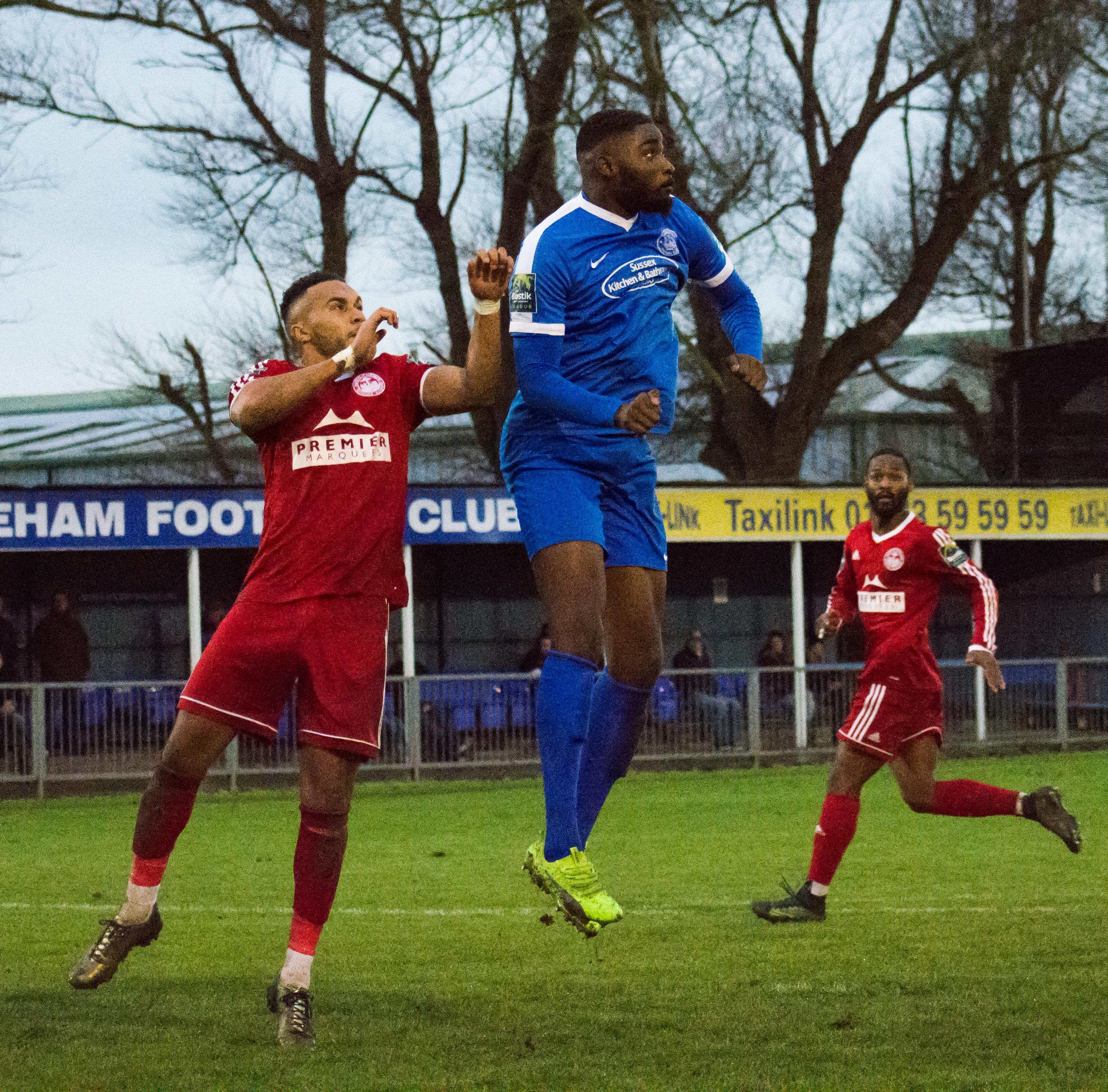 Shoreham FC vs Hythe Town 11.11.17 71