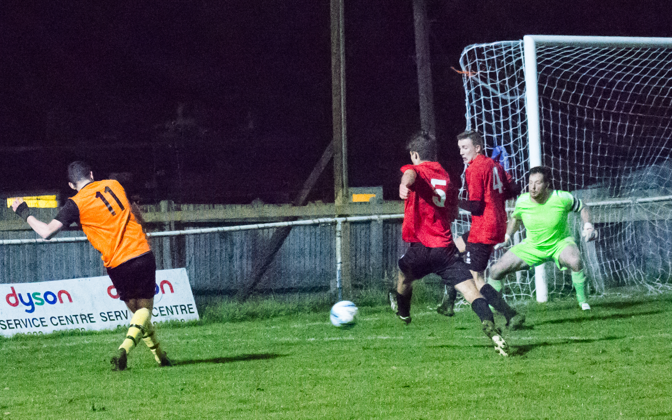Mile Oak U21s vs Uckfield U21s 02.11.17 04