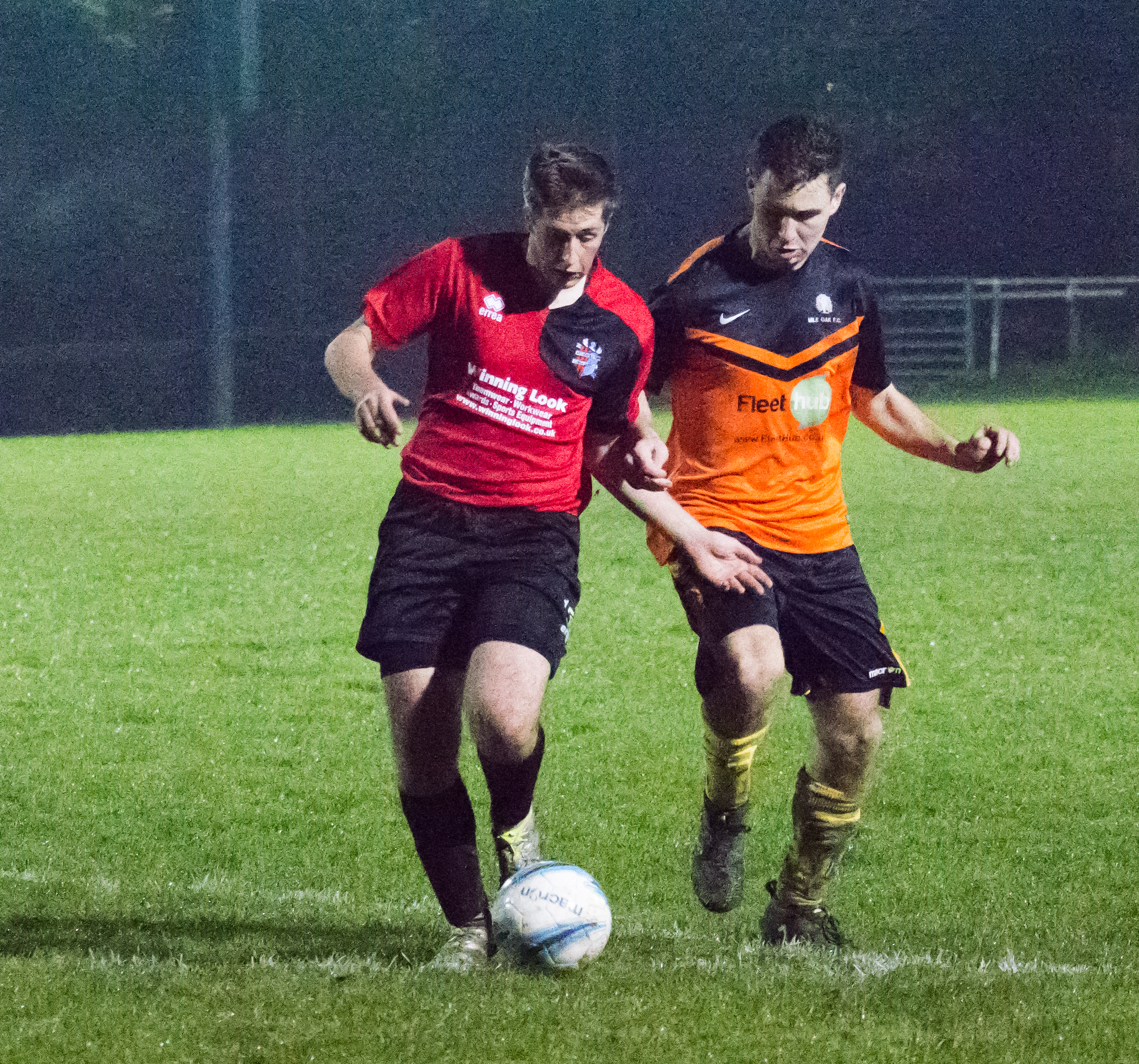 Mile Oak U21s vs Uckfield U21s 02.11.17 13
