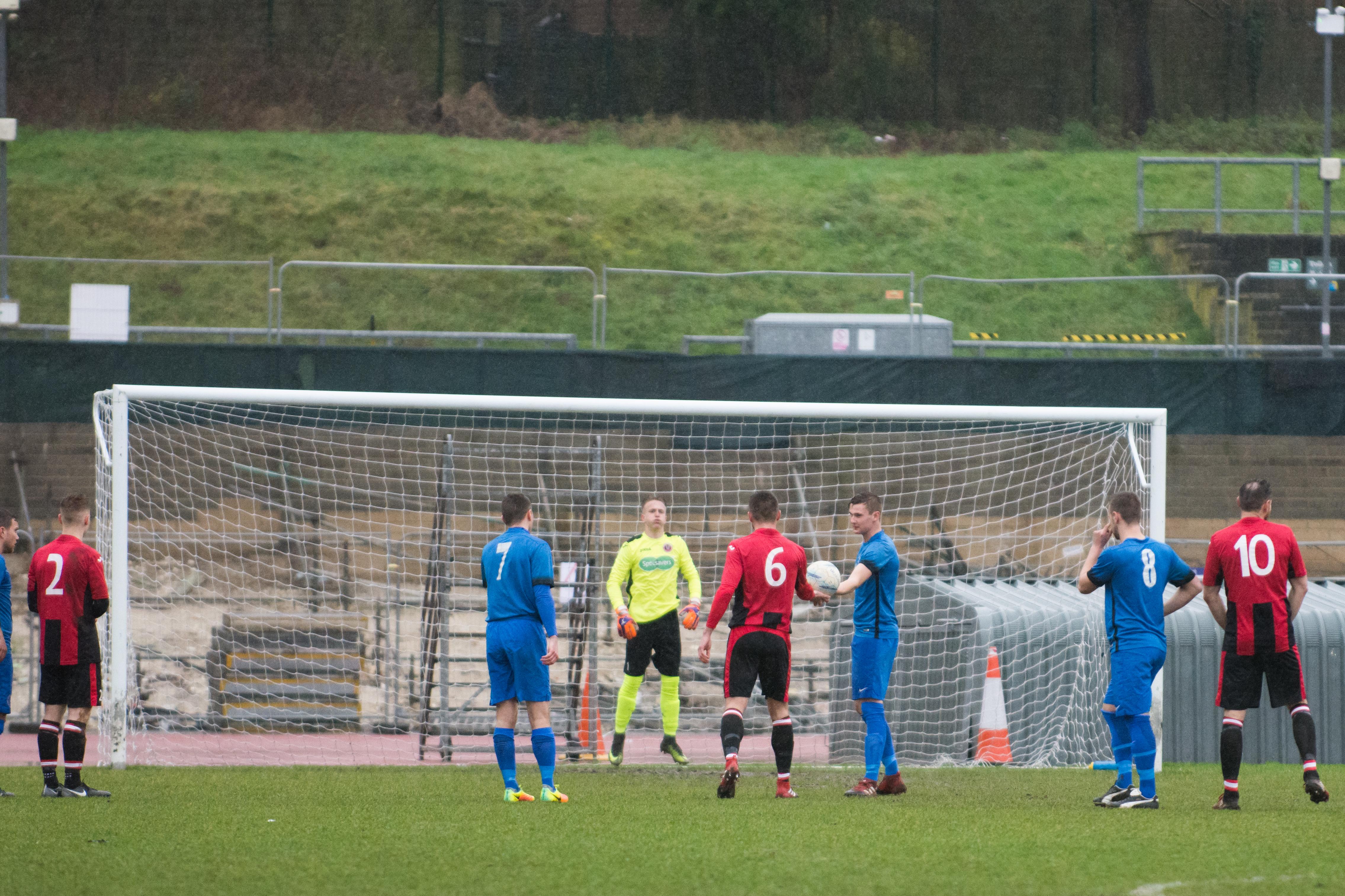 AFC Varndeanians vs Midhurst and Easebourne 27.01.18 25