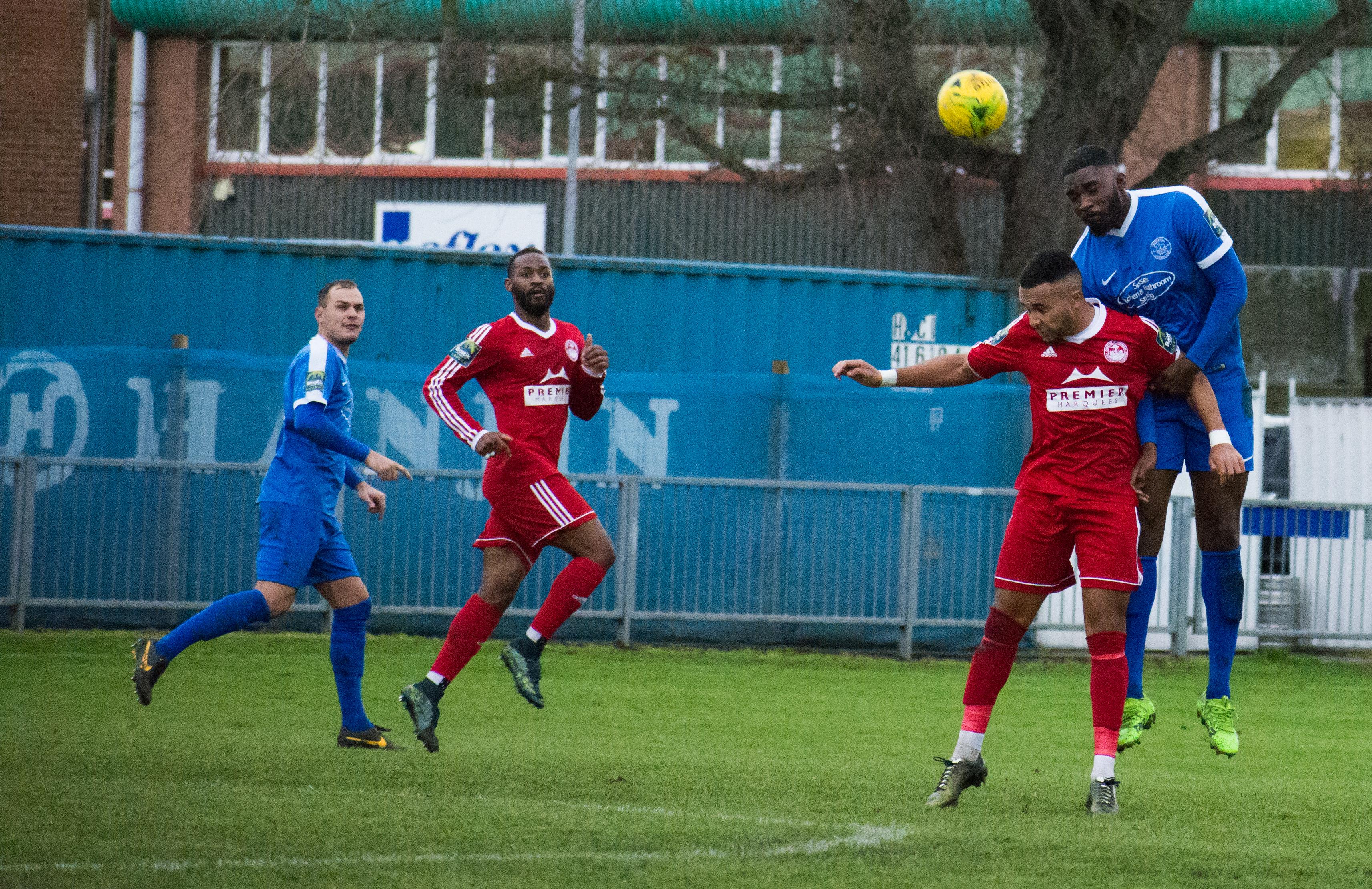 Shoreham FC vs Hythe Town 11.11.17 58