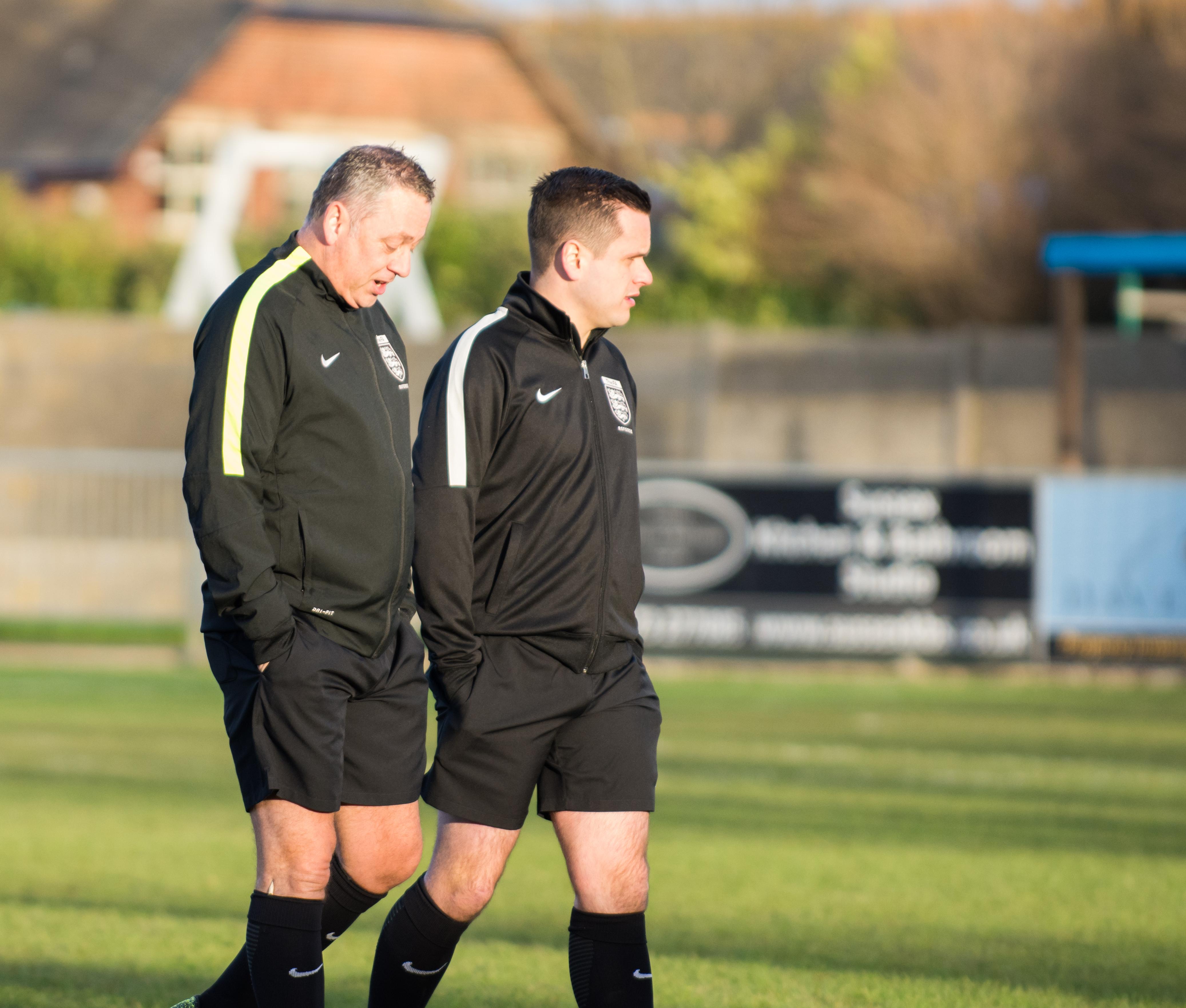 Shoreham FC vs Faversham Town 16.12.17 15