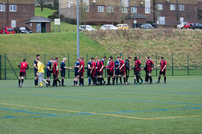 AFC Varndeanians Res vs Arundel FC Res 10.02.18 02
