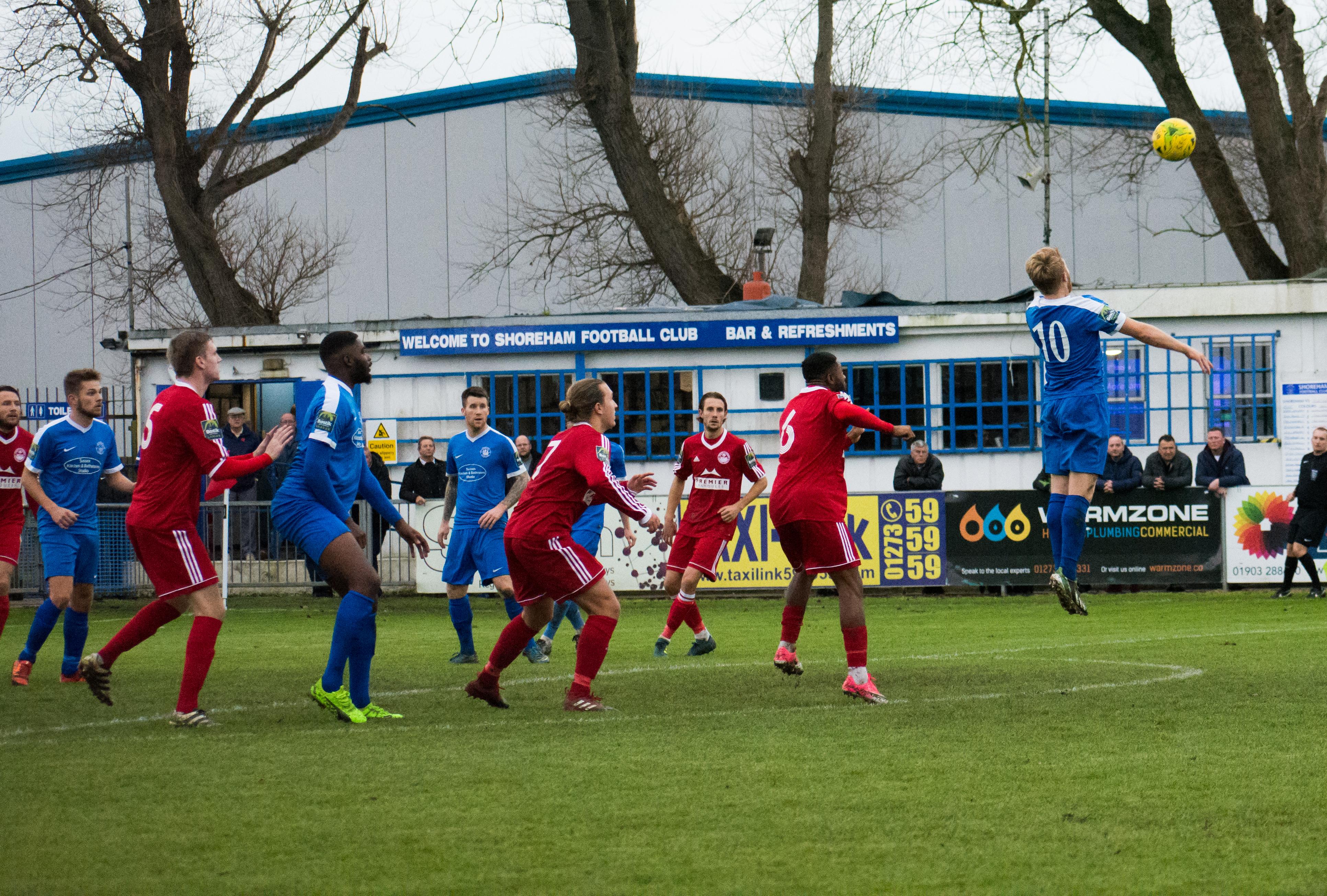 Shoreham FC vs Hythe Town 11.11.17 52