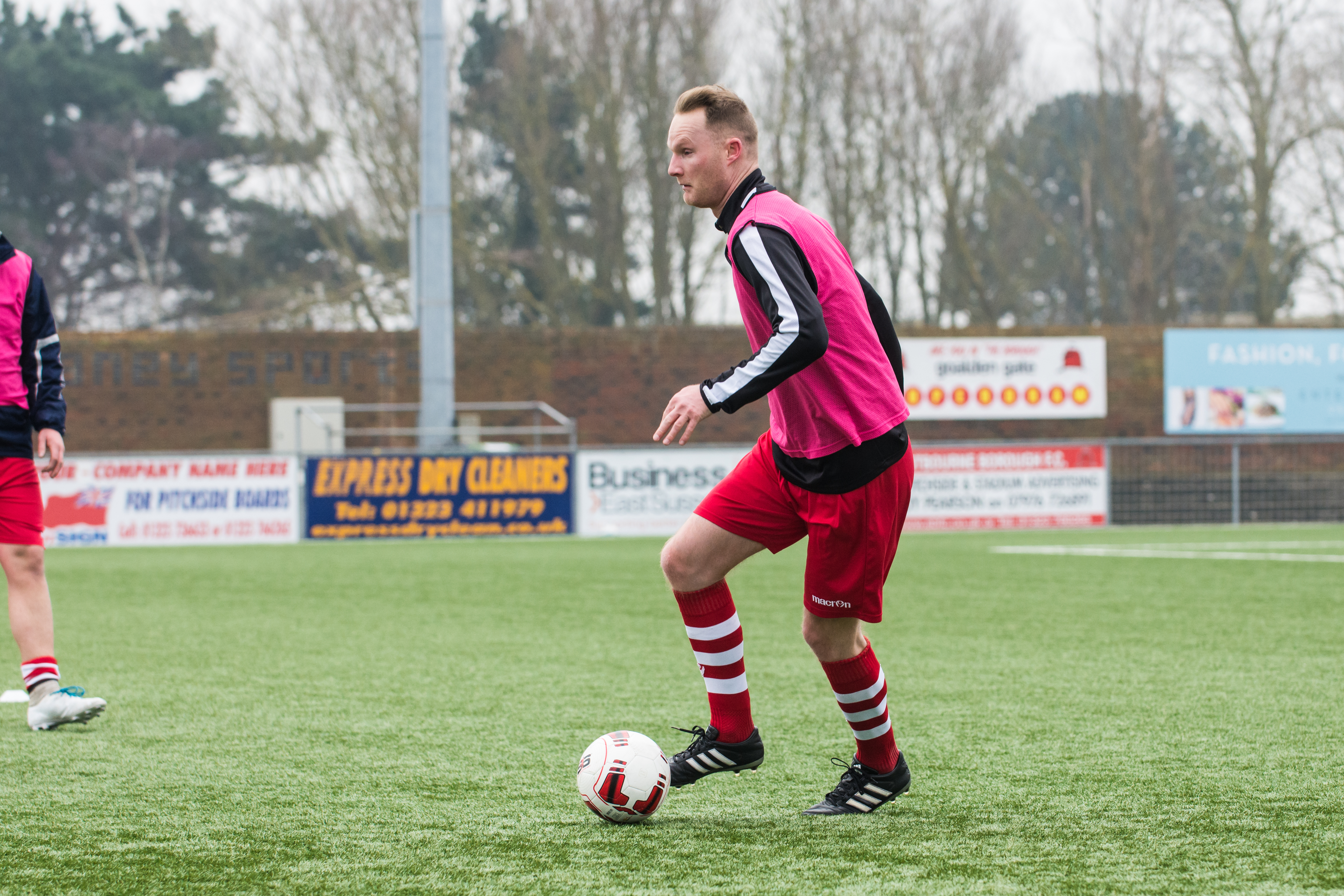 DAVID_JEFFERY Langney Wanderers FC vs Bexhill United FC 03.03.18 16