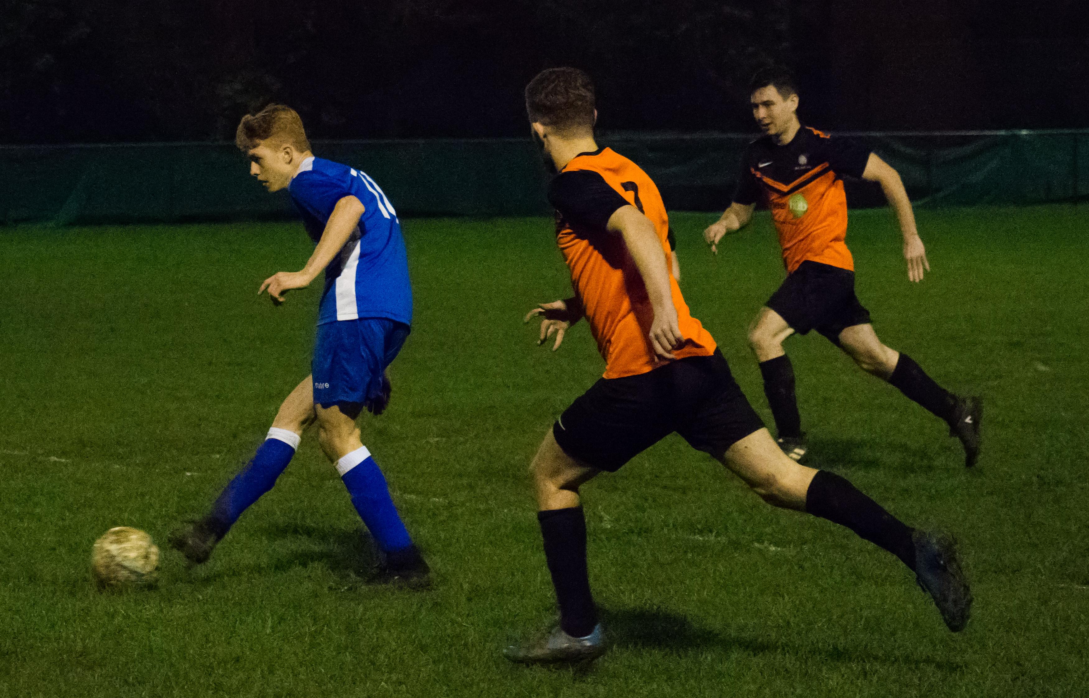 Mile Oak U21s vs Three Bridges U21s 09.11.17 03