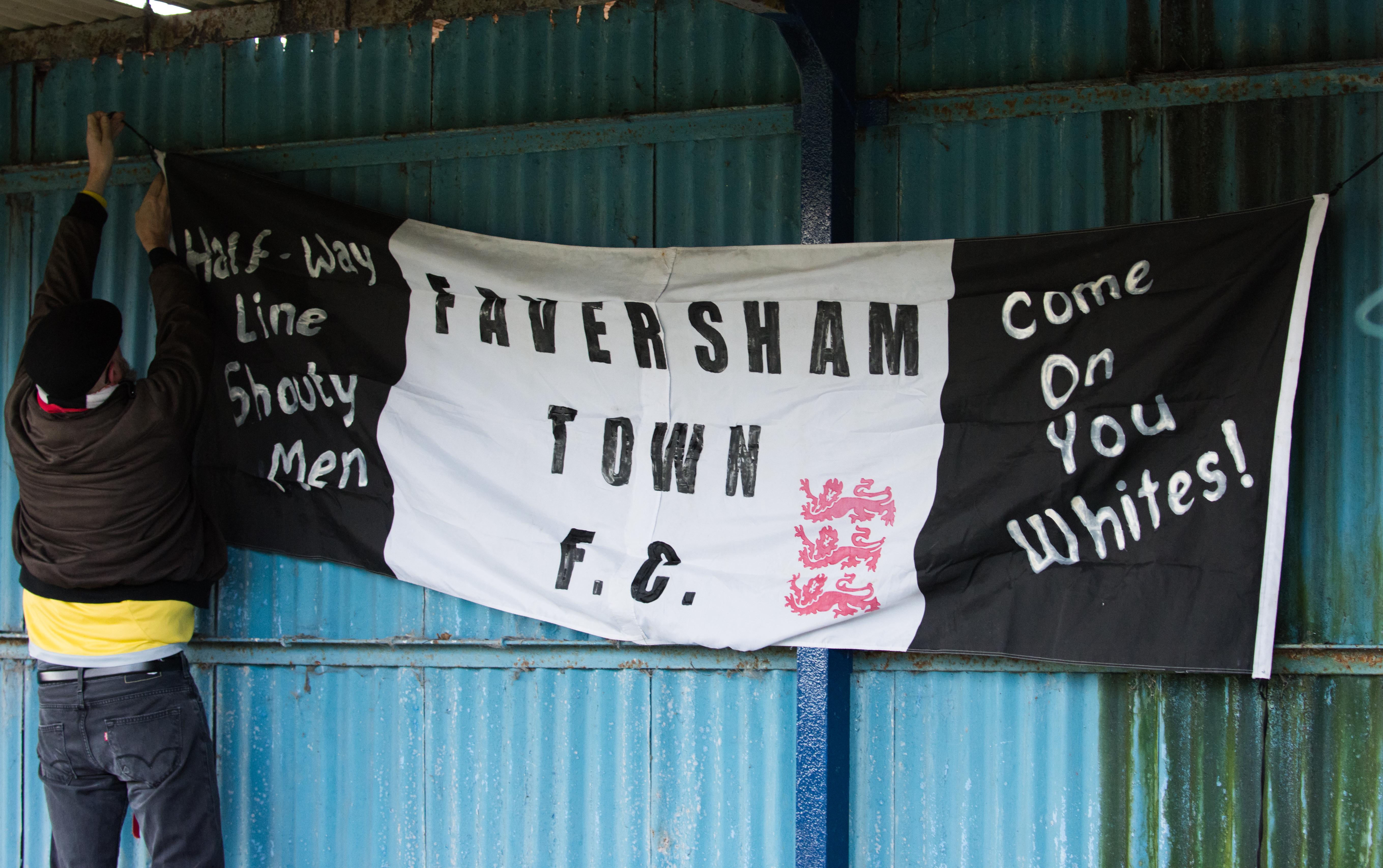 Shoreham FC vs Faversham Town 16.12.17 19