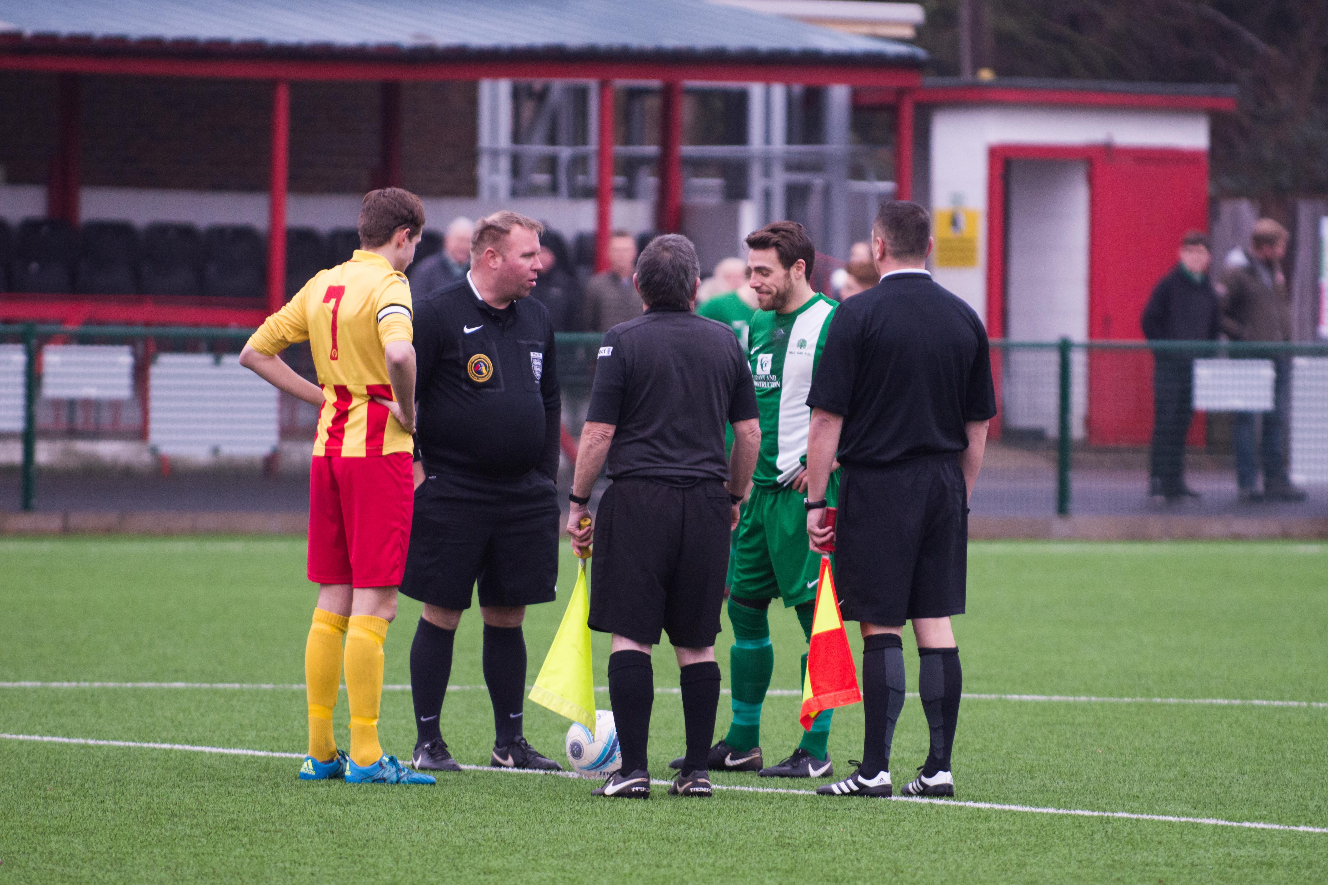 Lingfield FC vs Mile Oak FC 20.01.18 02