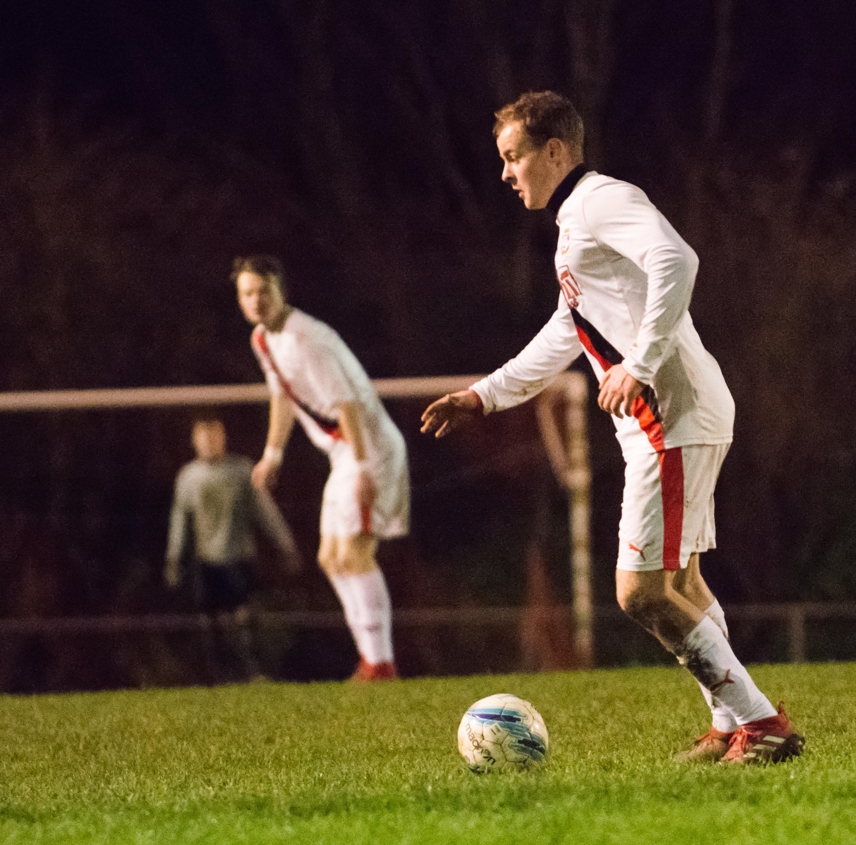 Mile Oak U21s vs Southwick FC U21s 14.12.17 13
