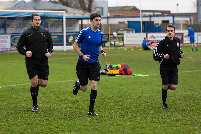 Shoreham FC vs Phoenix Sports 13.01.18 06