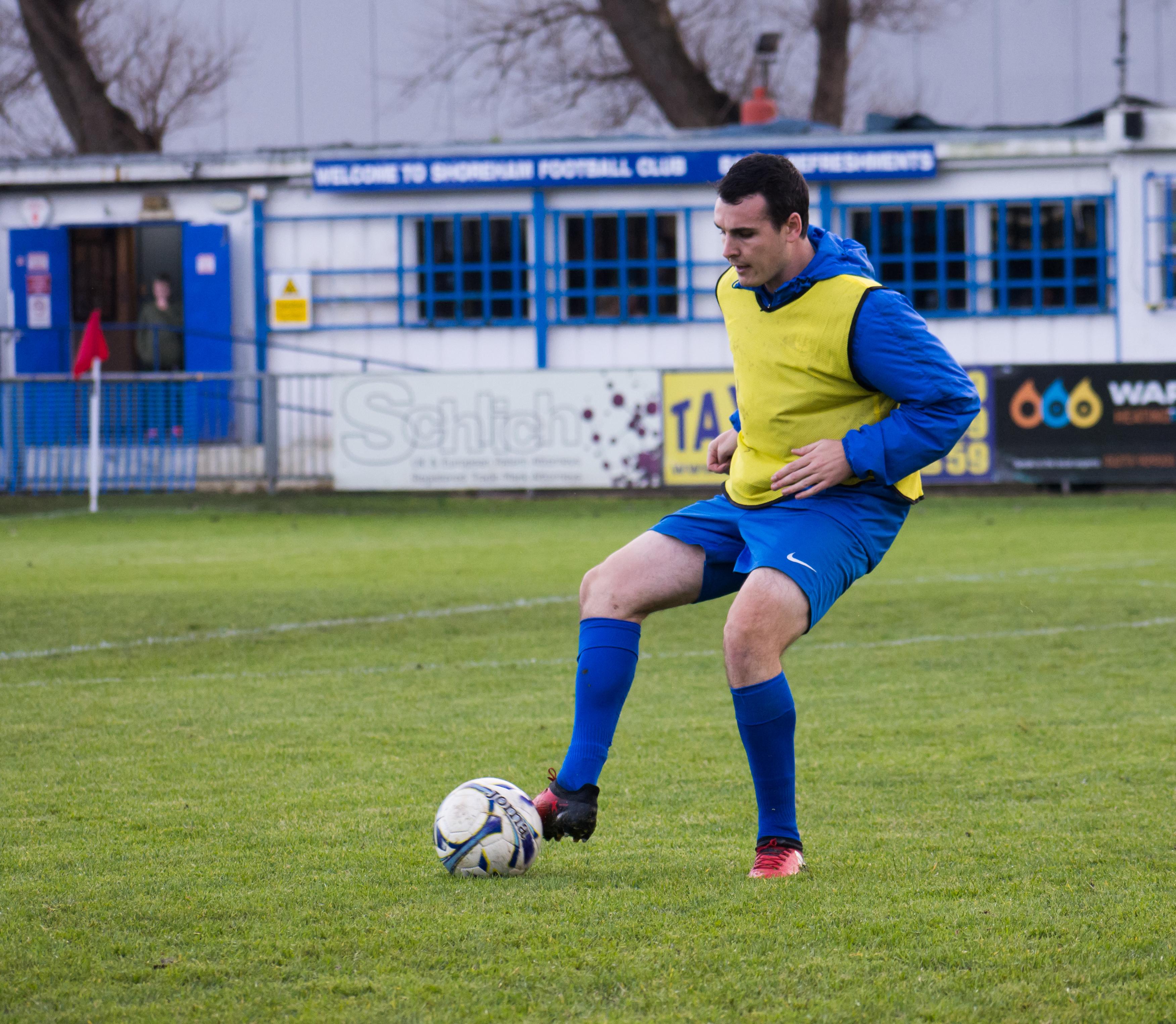 Shoreham FC vs Hythe Town 11.11.17 06