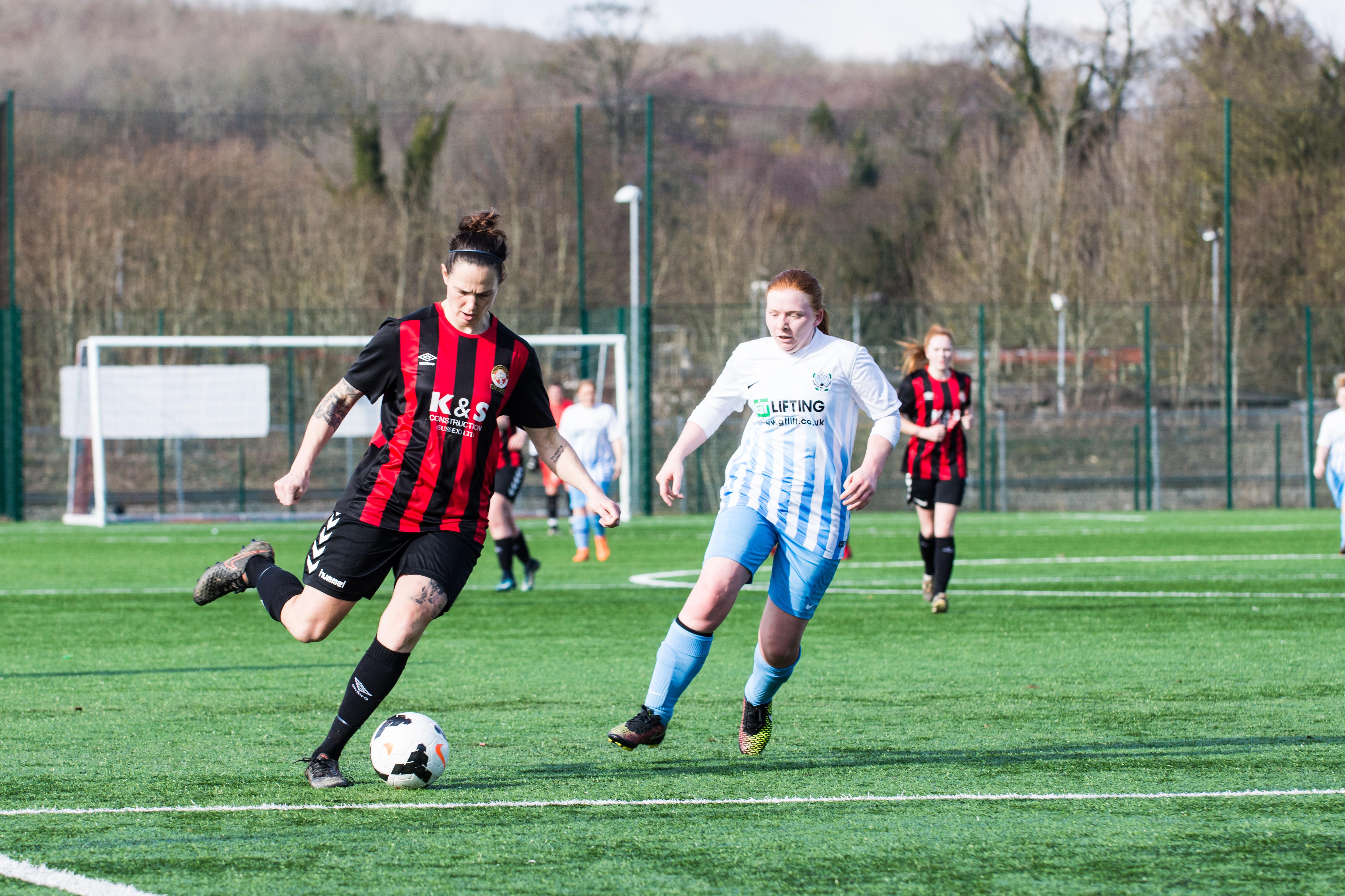 DAVID_JEFFERY Saltdean Utd Ladies FC vs Worthing Utd Ladies FC 11.03.18 26