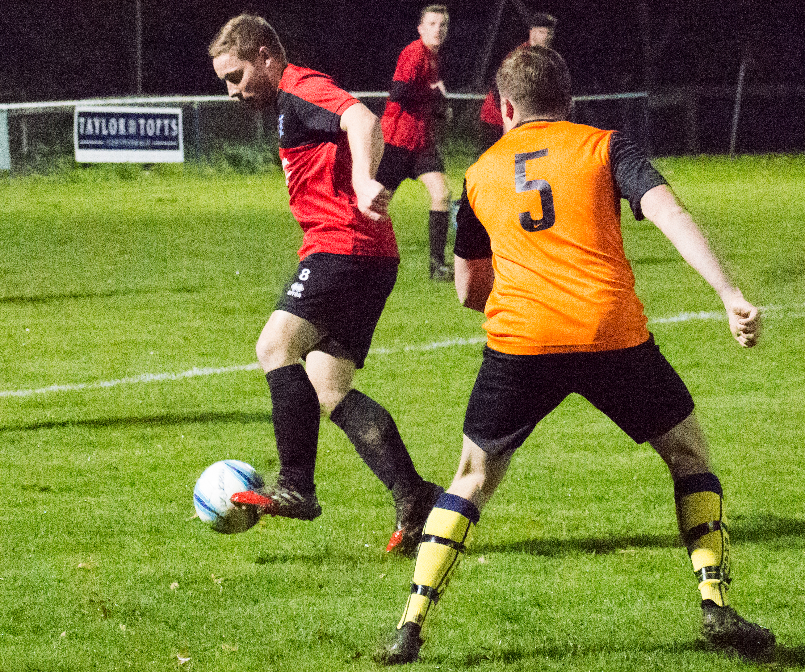 Mile Oak U21s vs Uckfield U21s 02.11.17 02