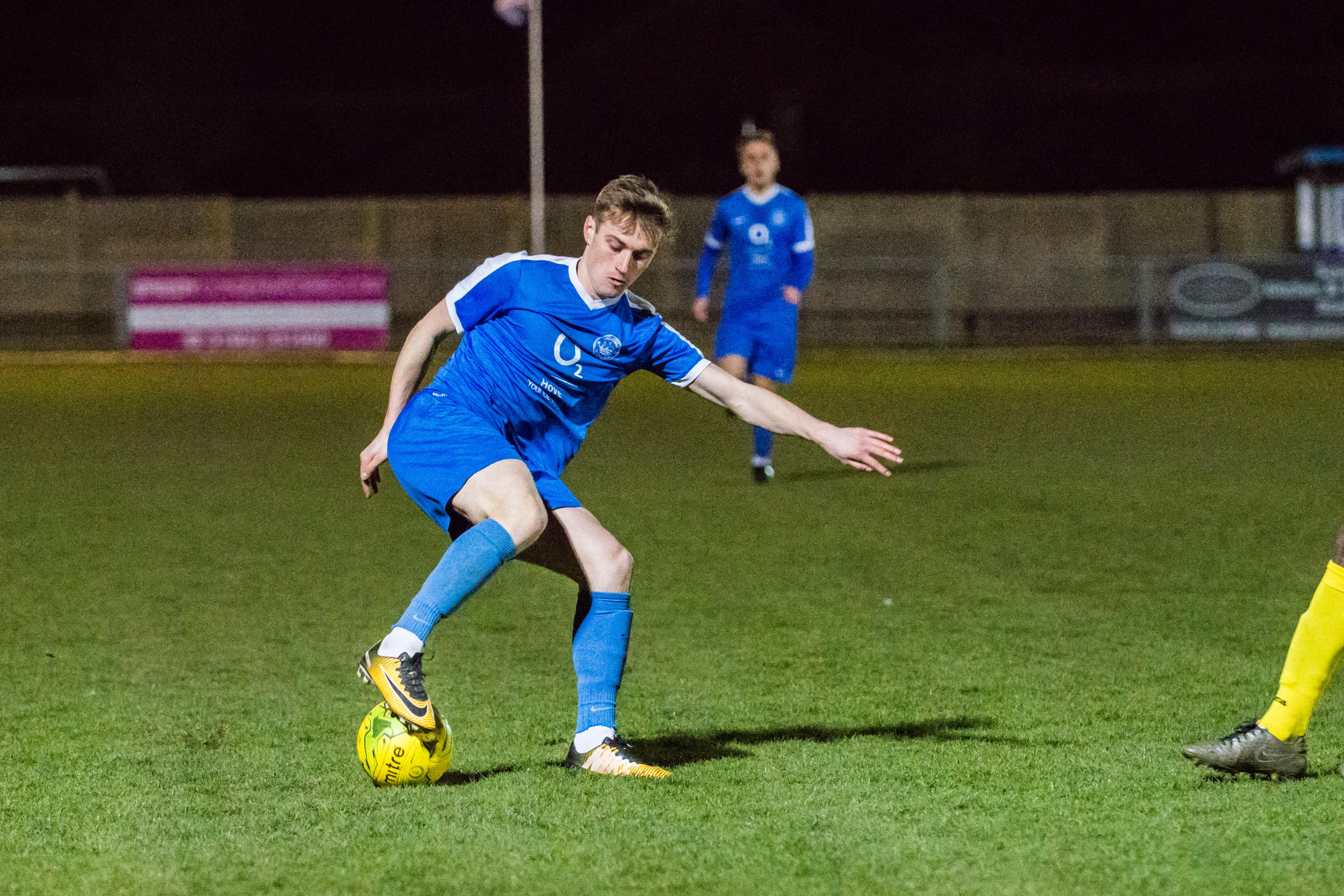 DAVID_JEFFERY Shoreham FC U18s vs Woking FC Academy 22.03.18 21