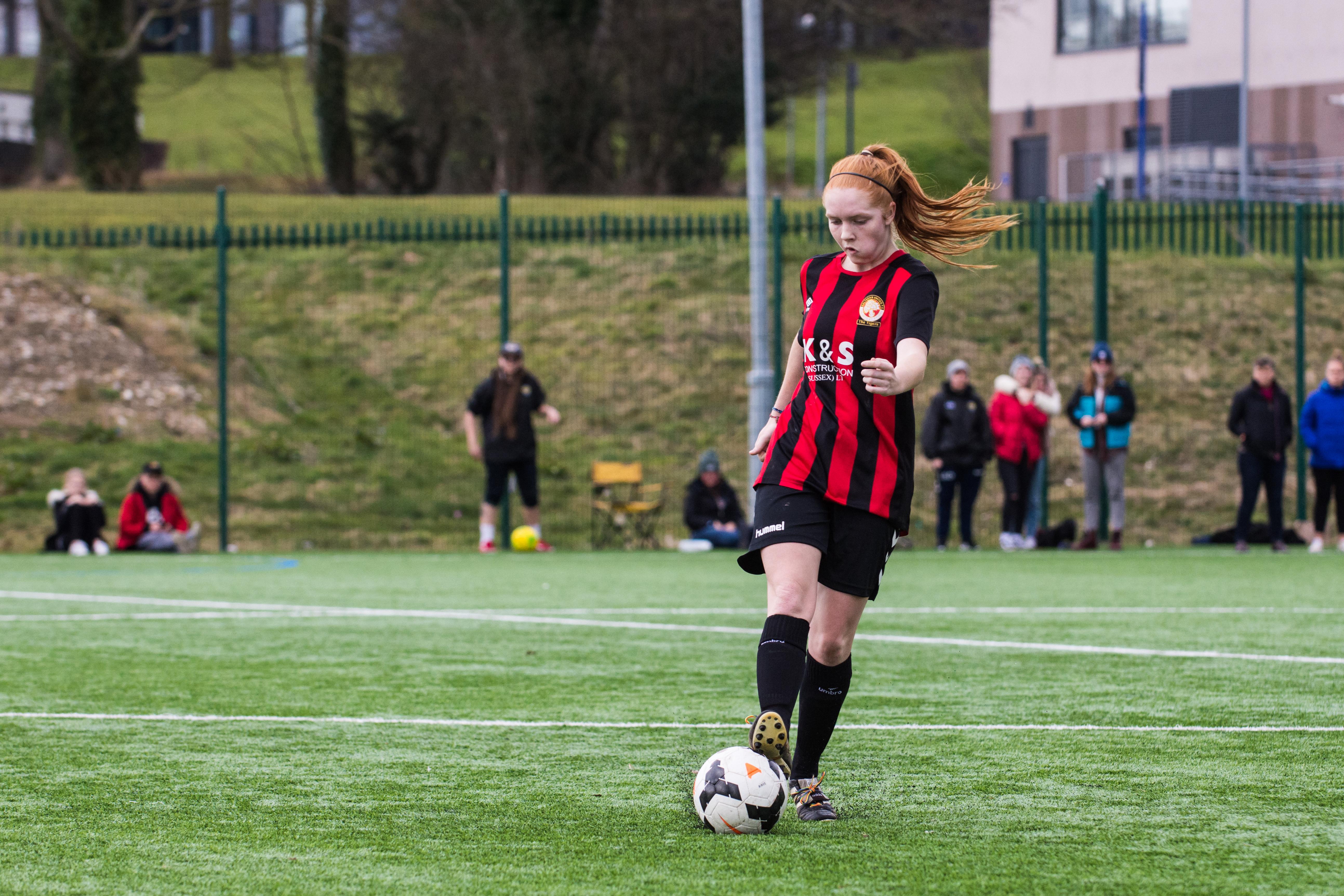 DAVID_JEFFERY Saltdean Utd Ladies FC vs Worthing Utd Ladies FC 11.03.18 45
