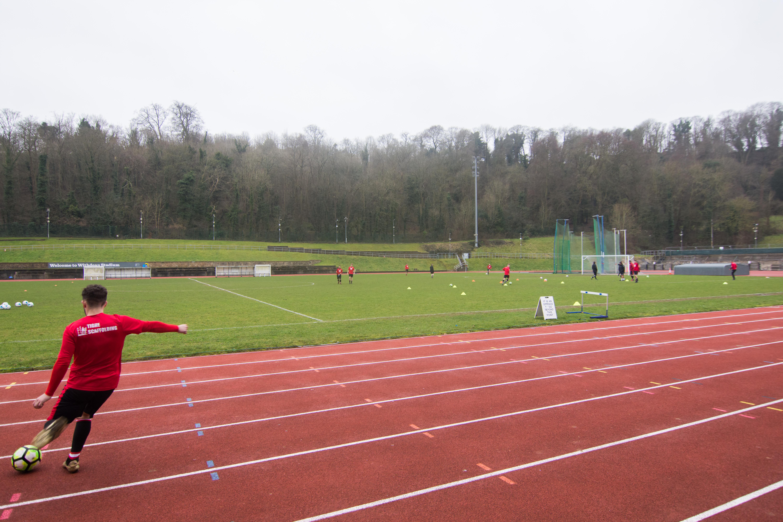 AFC Varndeanians vs Midhurst and Easebourne 27.01.18 03