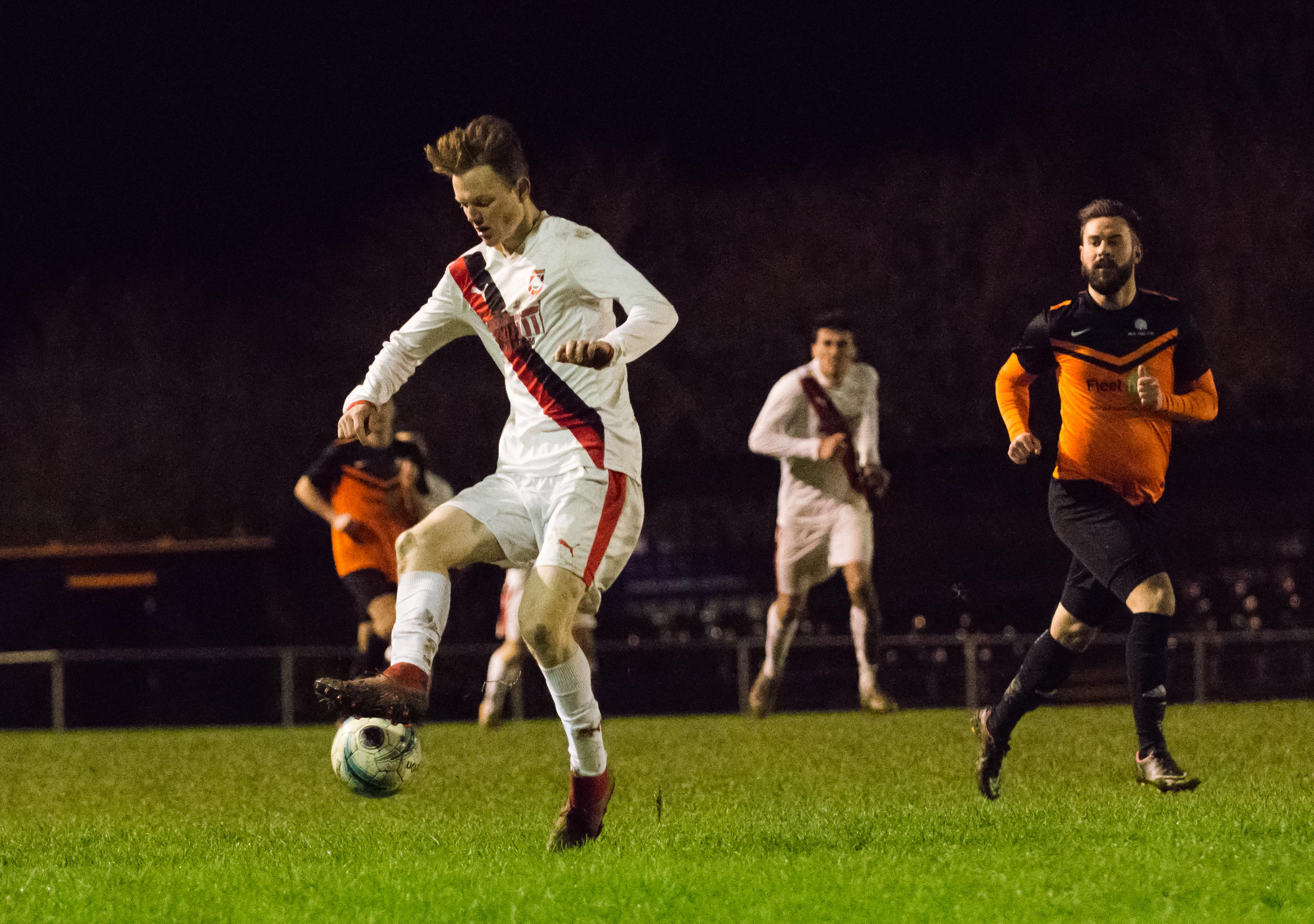 Mile Oak U21s vs Southwick FC U21s 14.12.17 16