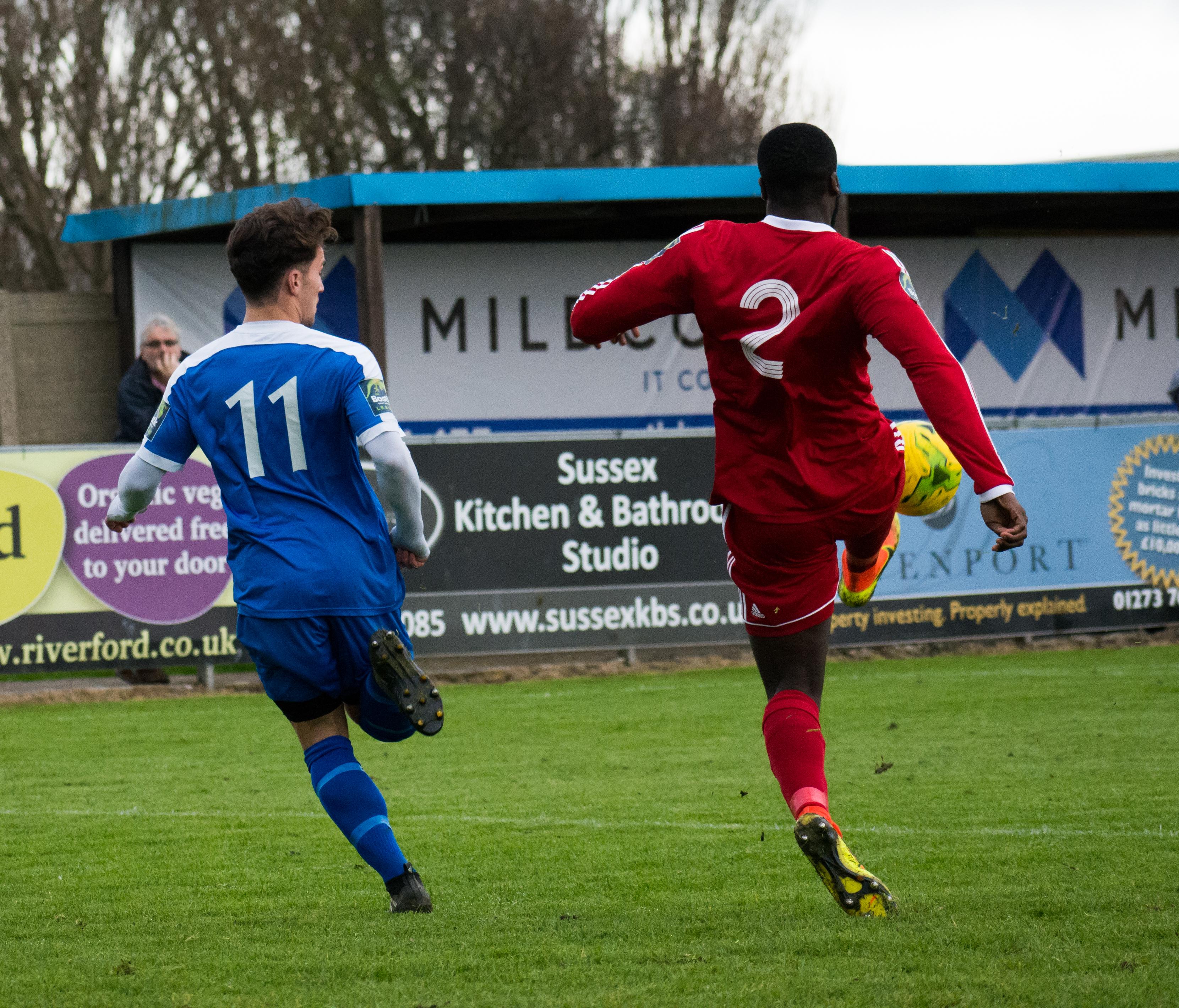 Shoreham FC vs Hythe Town 11.11.17 21