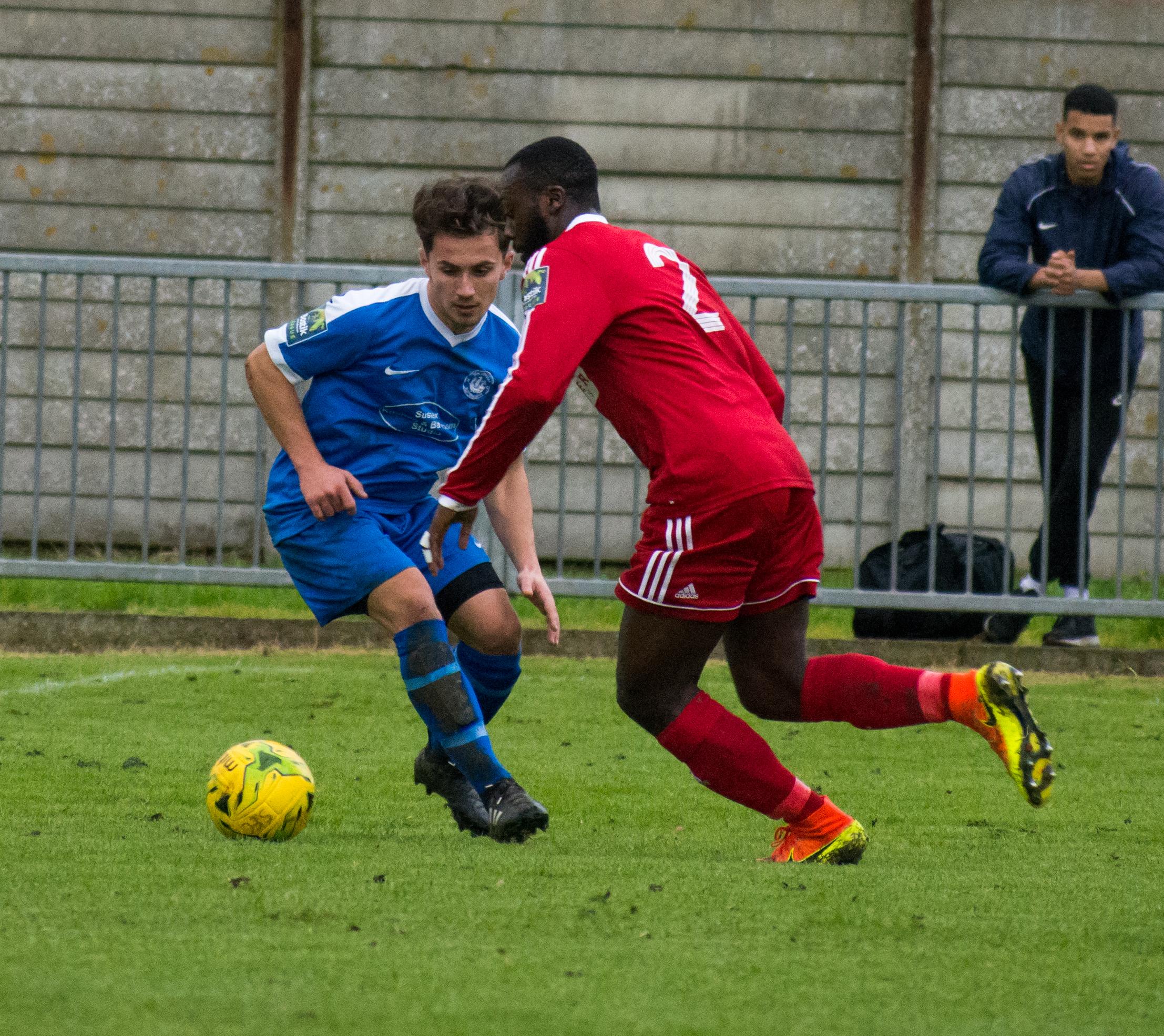Shoreham FC vs Hythe Town 11.11.17 40