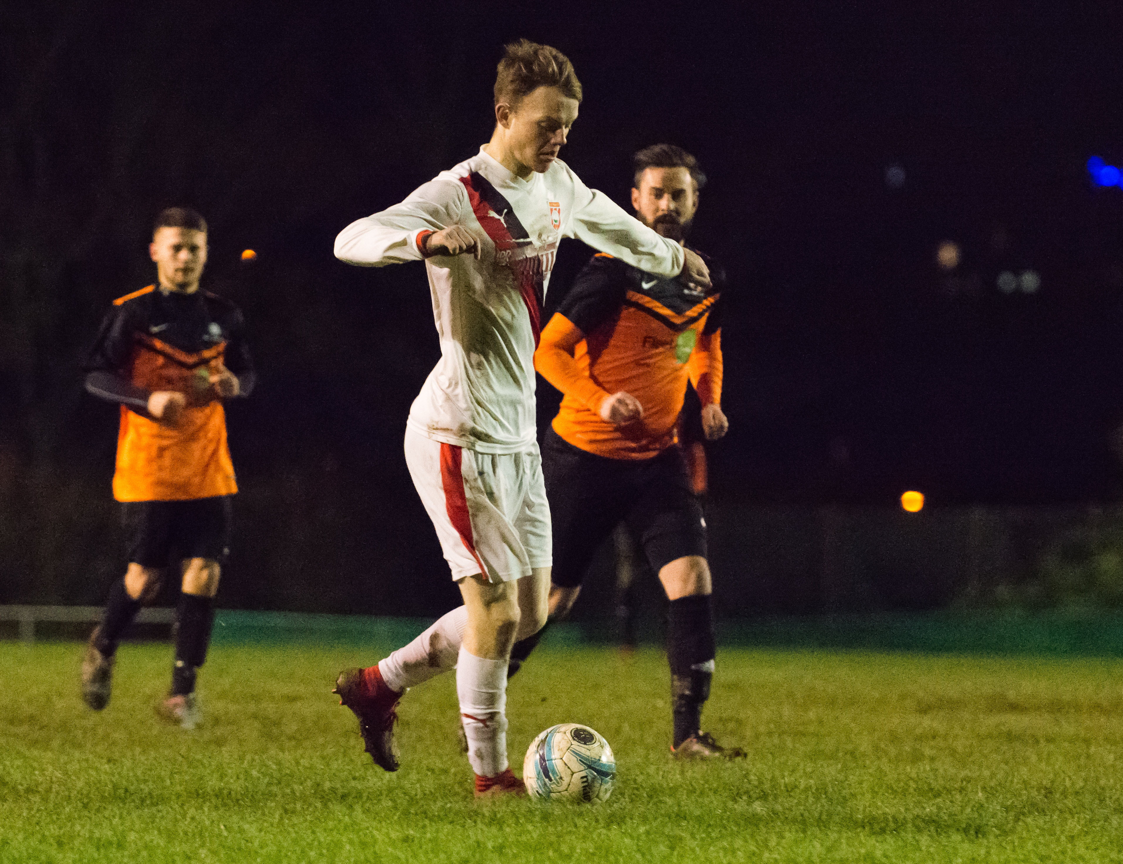 Mile Oak U21s vs Southwick FC U21s 14.12.17 17